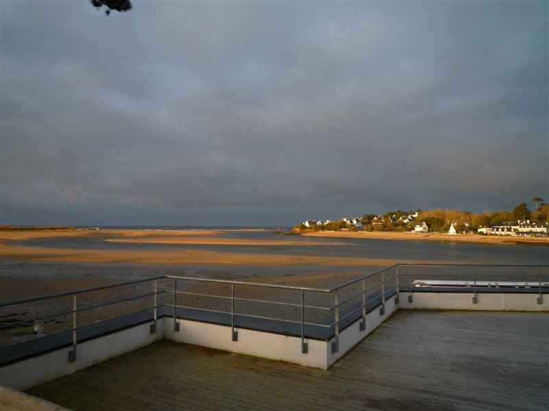 sales property at Next to Lorient. Apartment with seaview...