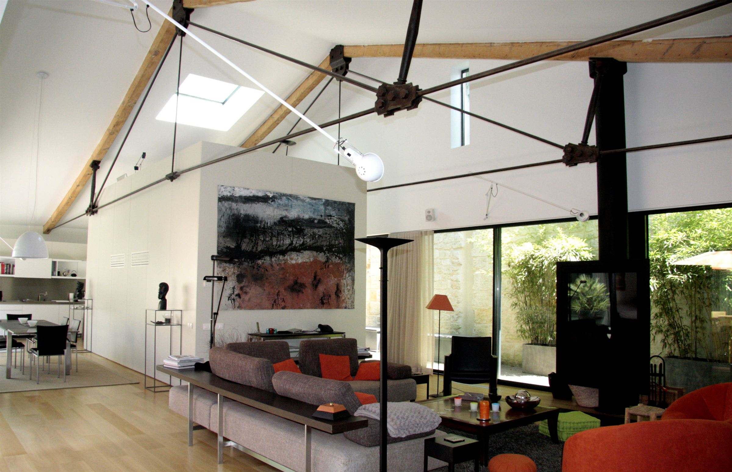 Property For Sale at BORDEAUX CENTER- STUNNING LOFT WITH TERRACES, PARKINGS AND ELEVATOR