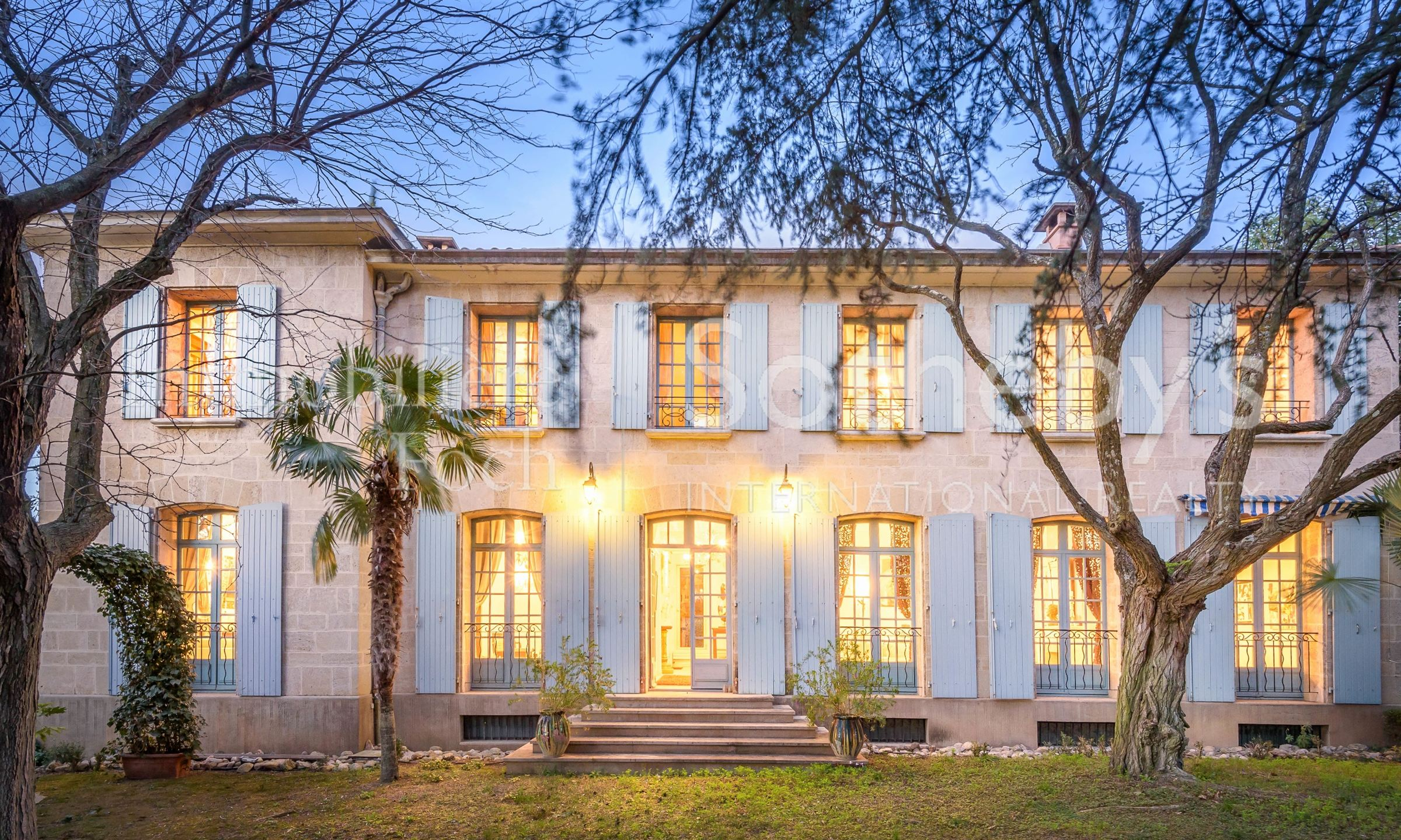 sales property at ACHAT PROPRIETE DE PRESTIGE MONTPELLIER