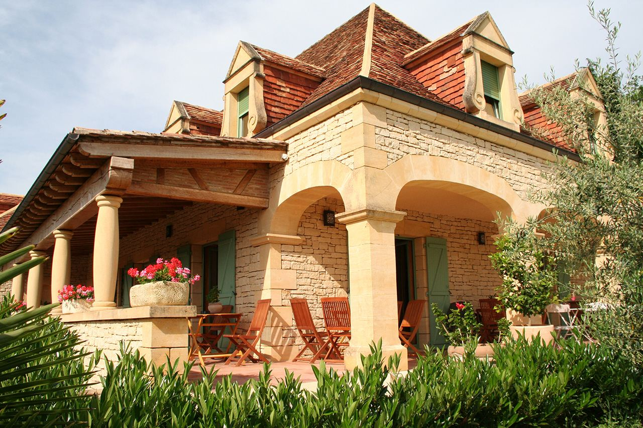 Property For Sale at HOUSE OVERLOOKING SARLAT