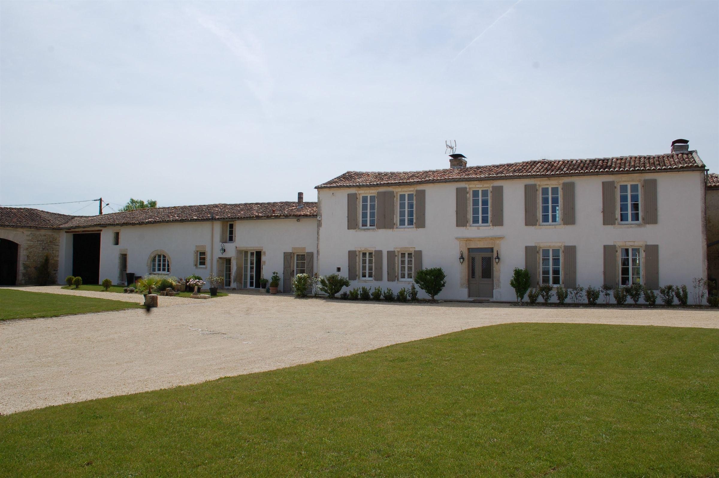 Property For Sale at Logis charentais