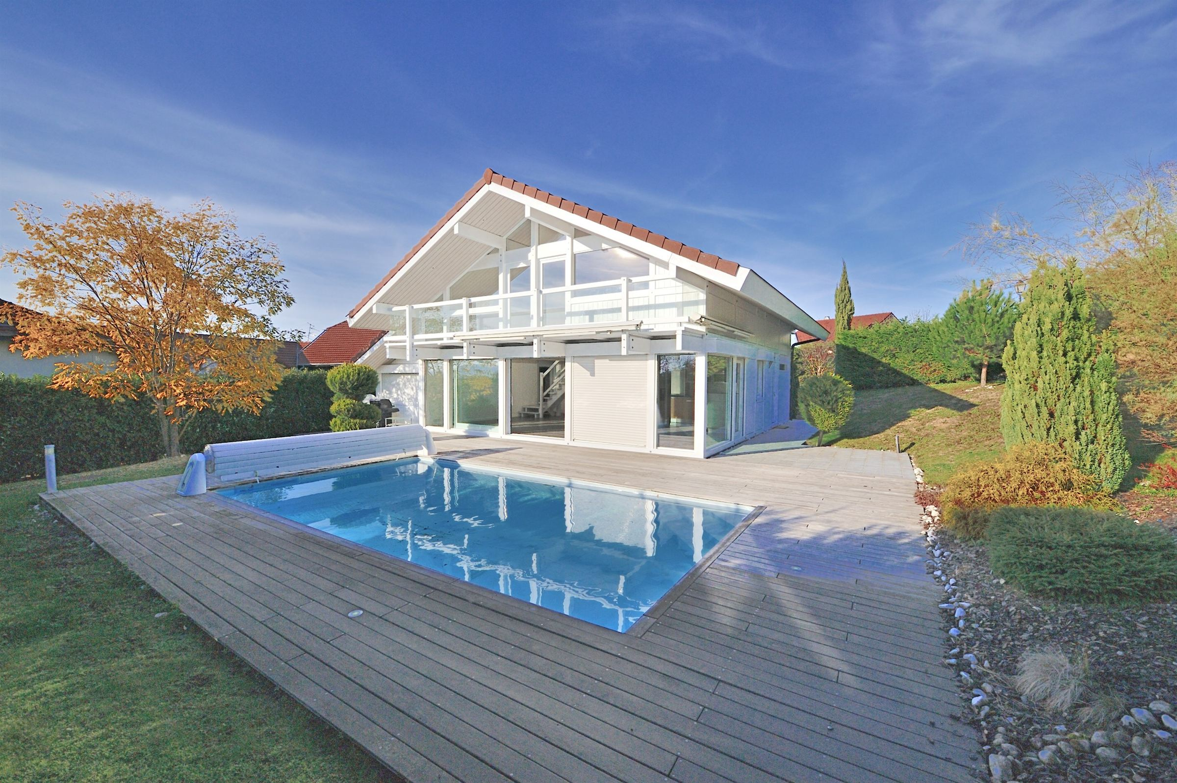 Single Family Home for Sale at PROCHE GENEVE Beaumont, Rhone-Alpes 74160 France