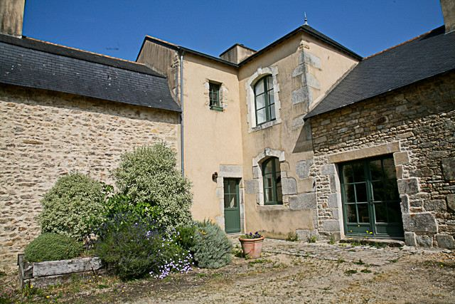 Property For Sale at Vannes, Gulf of Morbihan, old commandery