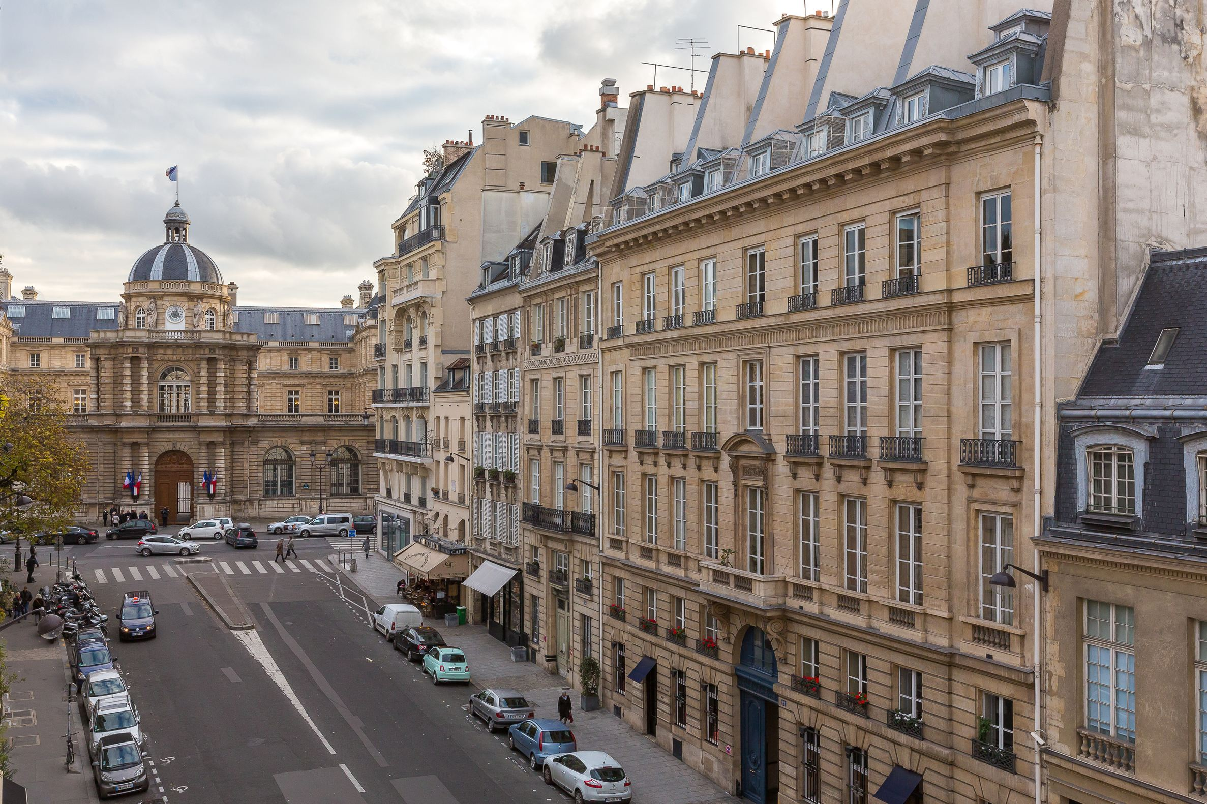 sales property at Rue de Tournon