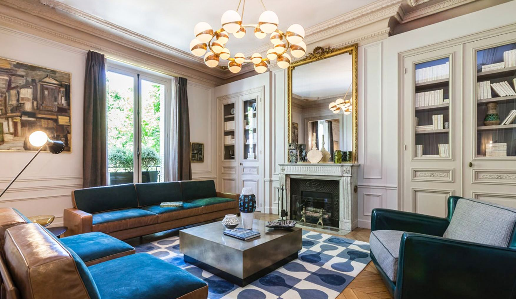 sales property at For sale refurbished apartment in Paris 7 - St-Germain-des-Prés