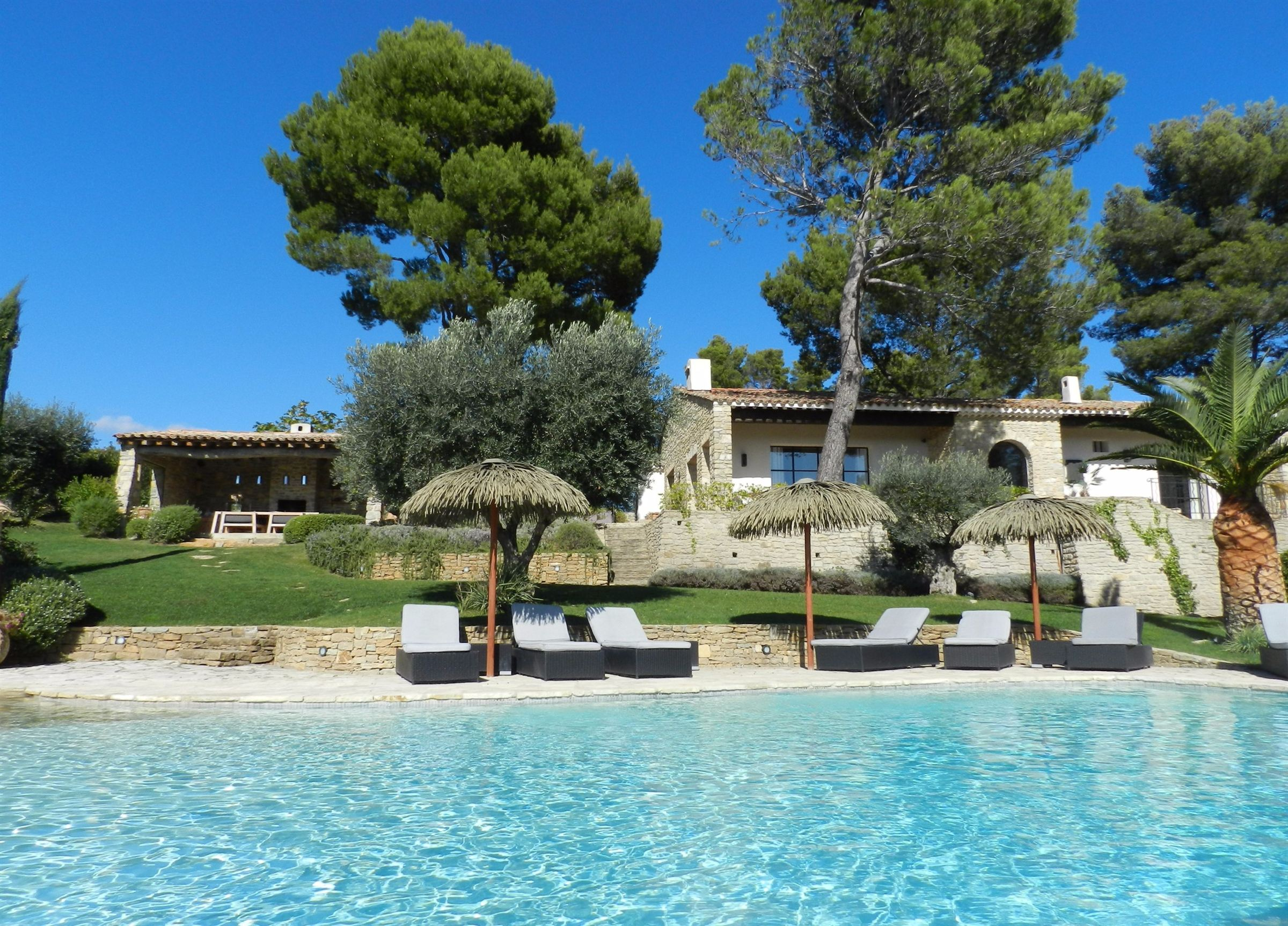 sales property at Charming sea view property around vines and olives groves