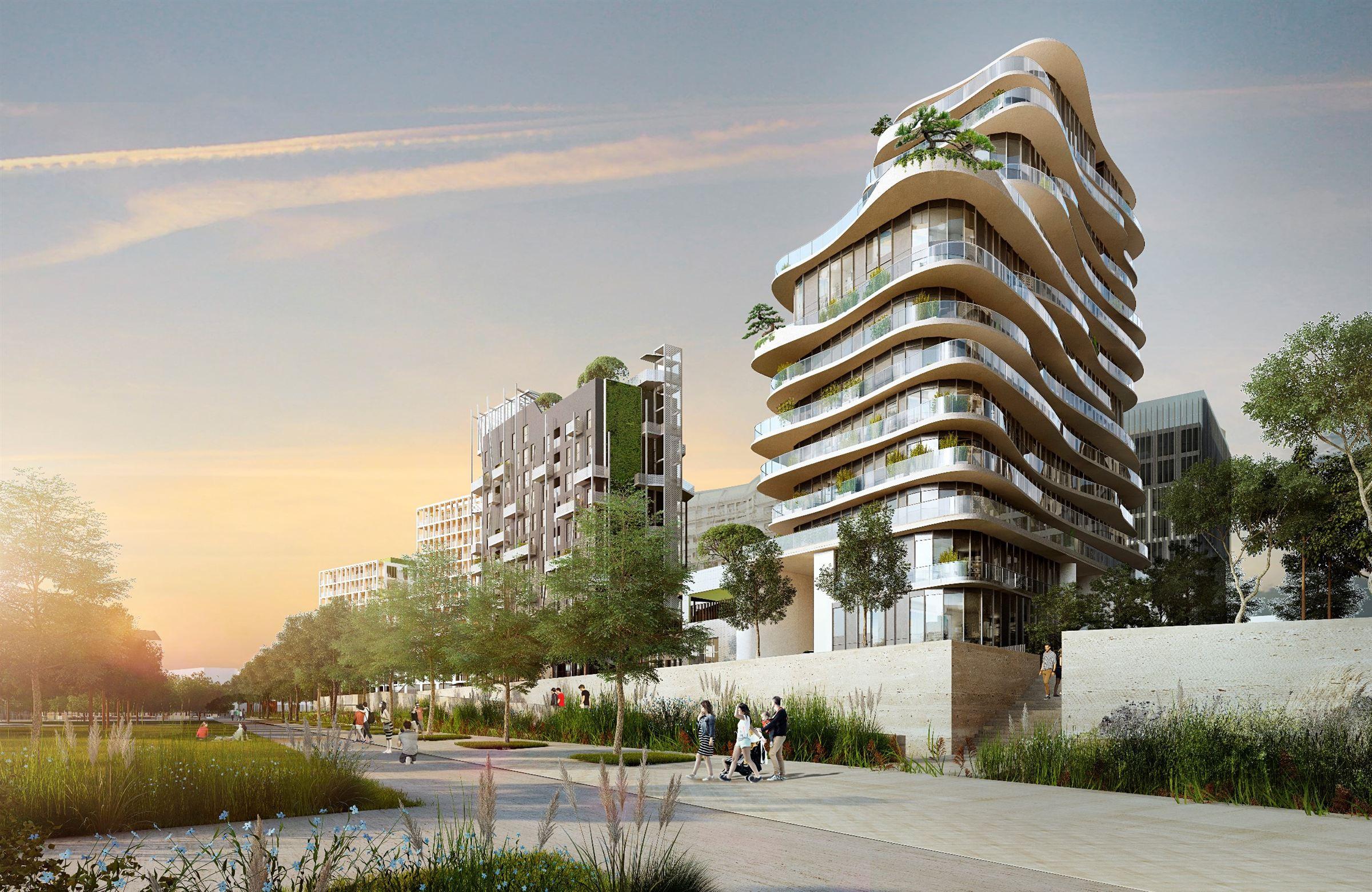 sales property at Immeuble neuf dans le nouvel éco-quartier des Batignolles