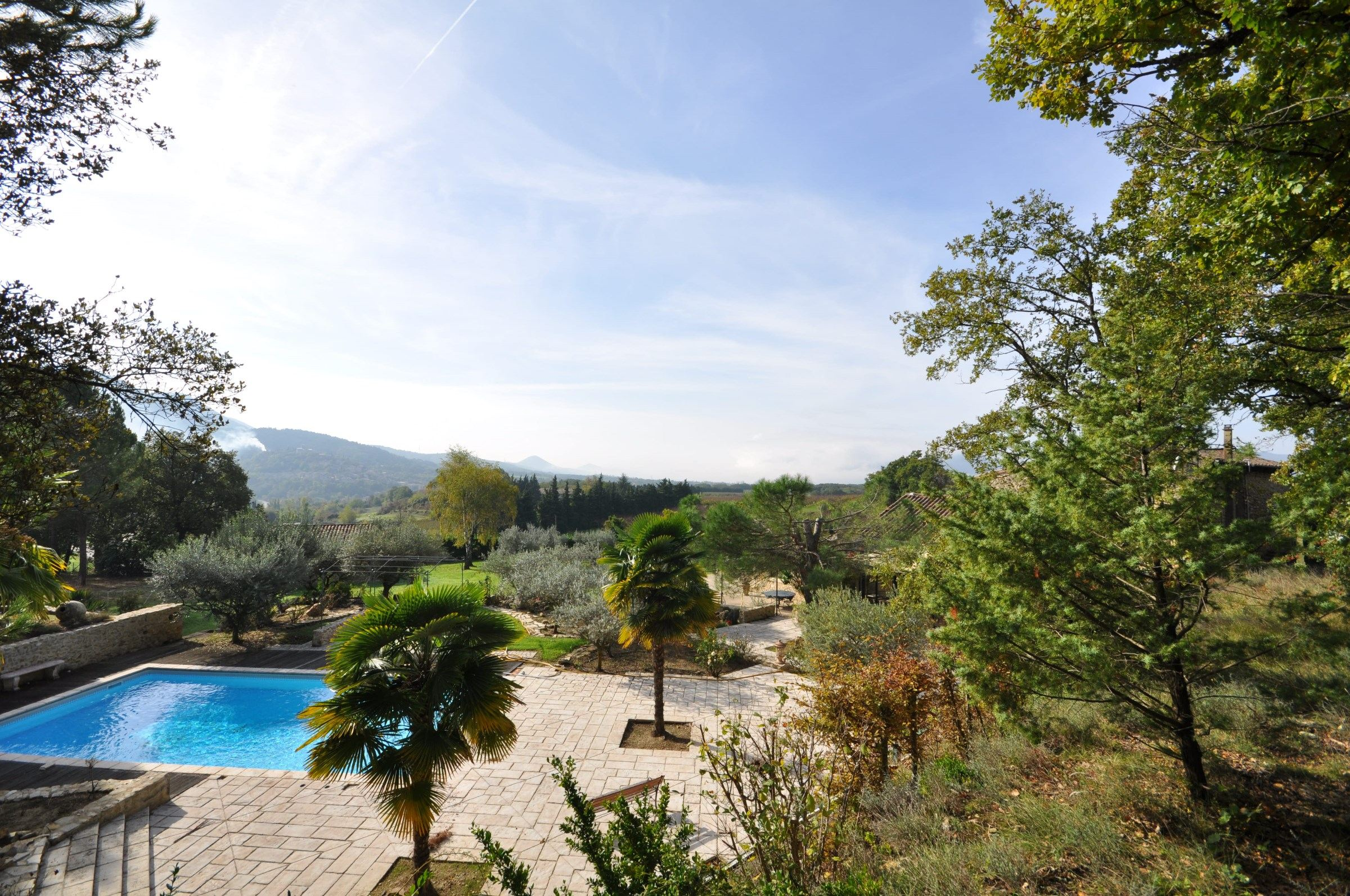 Property For Sale at MIRMANDE - CHARMING HOUSE WITH SWIMMING POOL