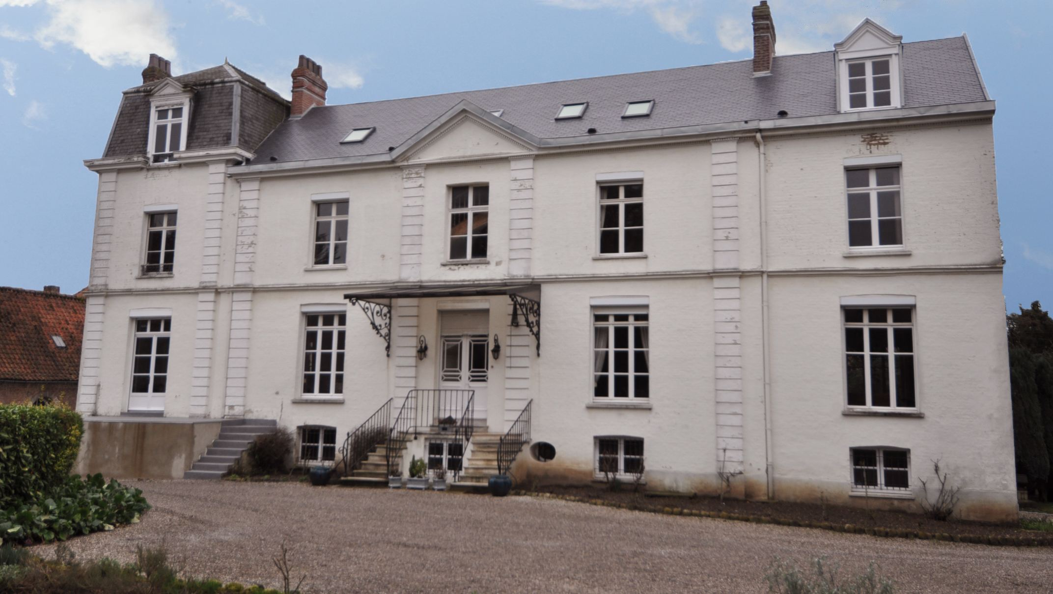sales property at SAINT-OMER at 10 minutes, Master house 400m² hab. 12 Br.