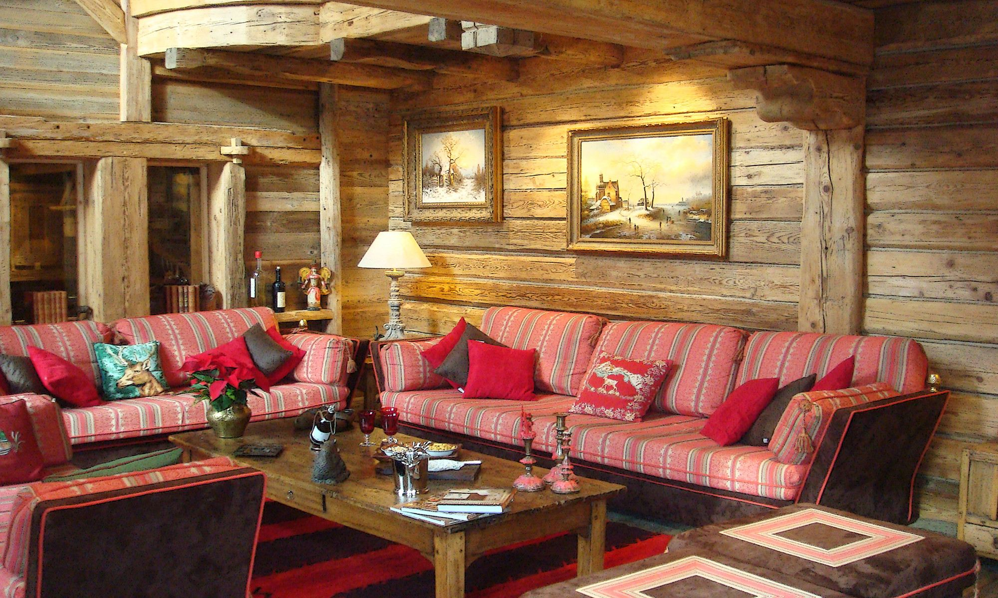 Single Family Home for Sale at Méribel Luxury chalet Rubis Courchevel, Rhone-Alpes, 73120 France