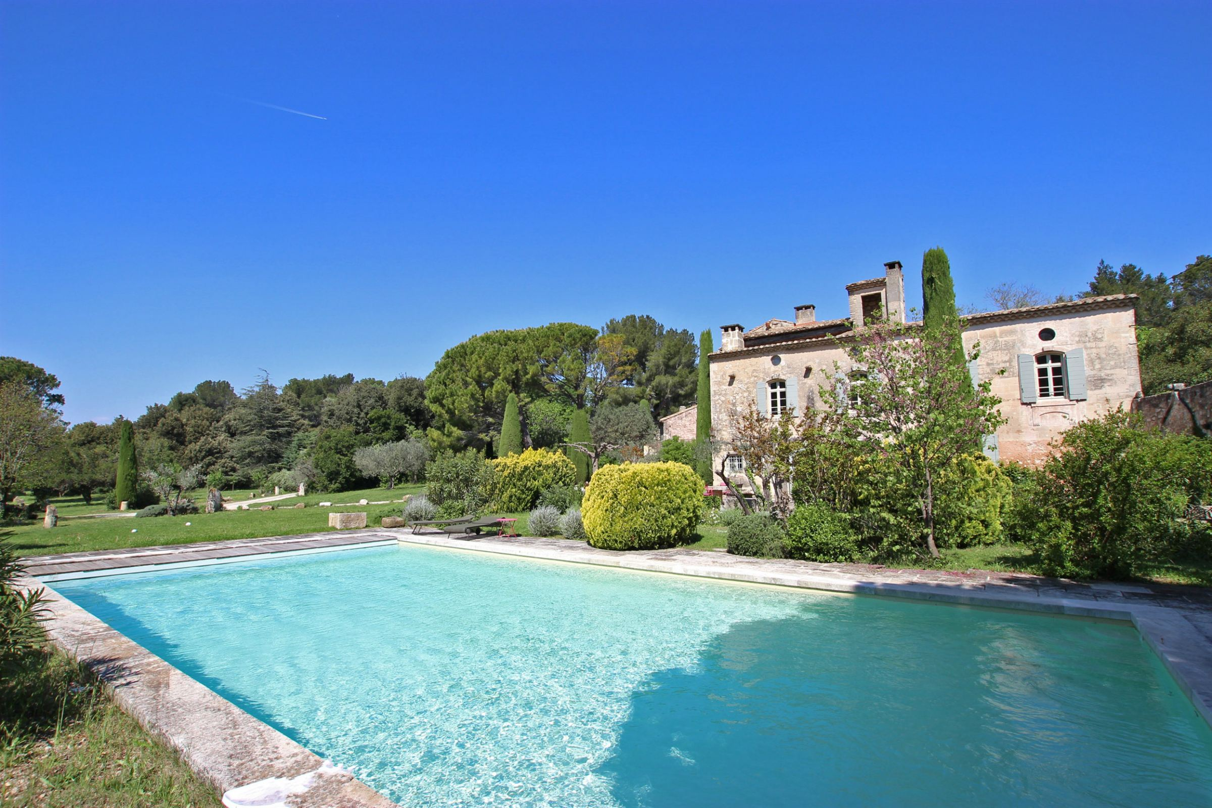 rentals property at Stunning tastefully renovated provencal house