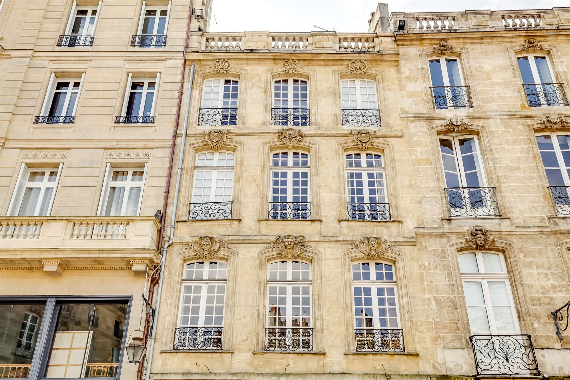 sales property at BORDEAUX - EXCLUSIVE PRIVATE LUXURY TOWNHOUSE IN THE HISTORIC DISTRICT