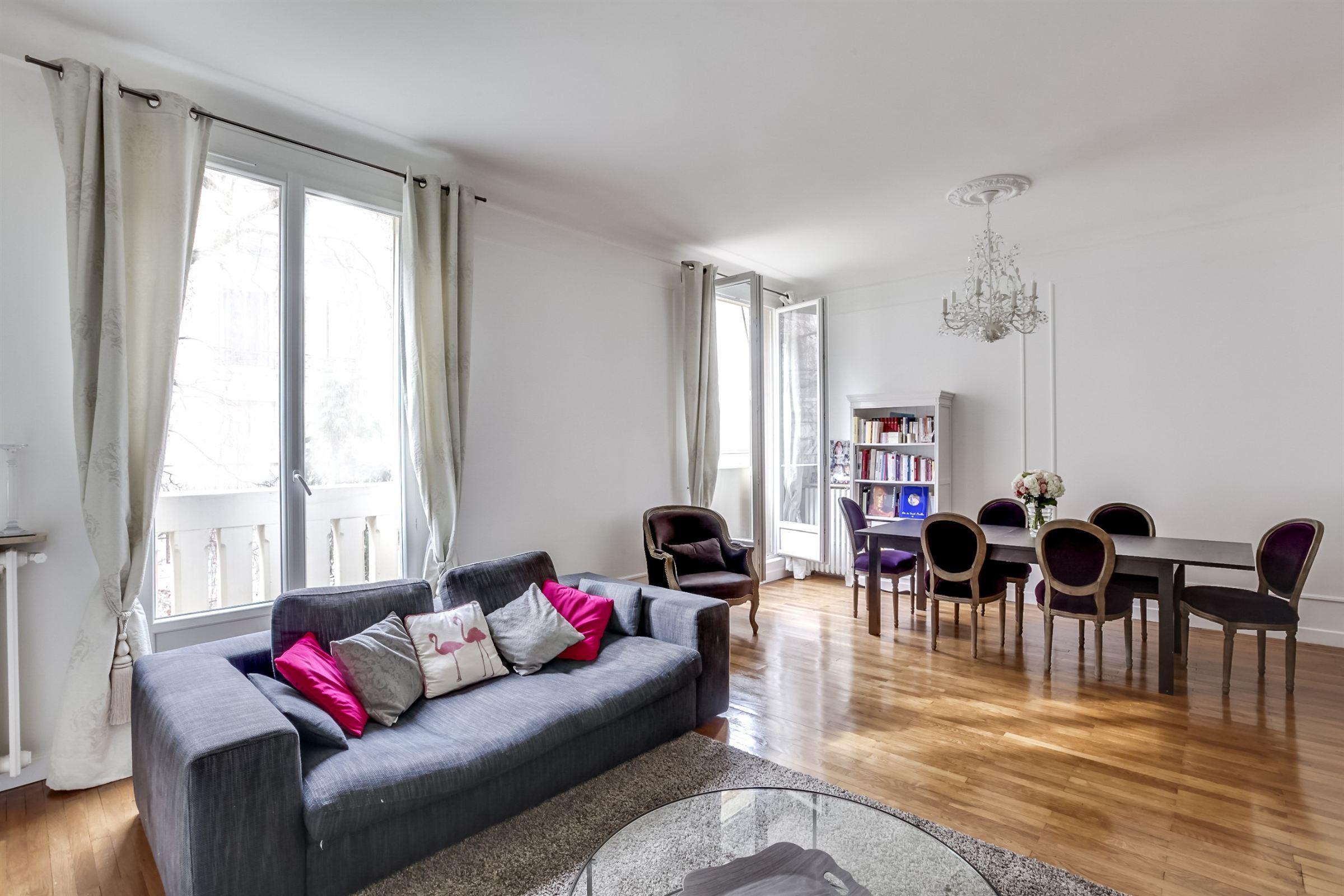 sales property at A 117 sq.m apartment for sale Paris 16 - Longchamp, 3 chambres