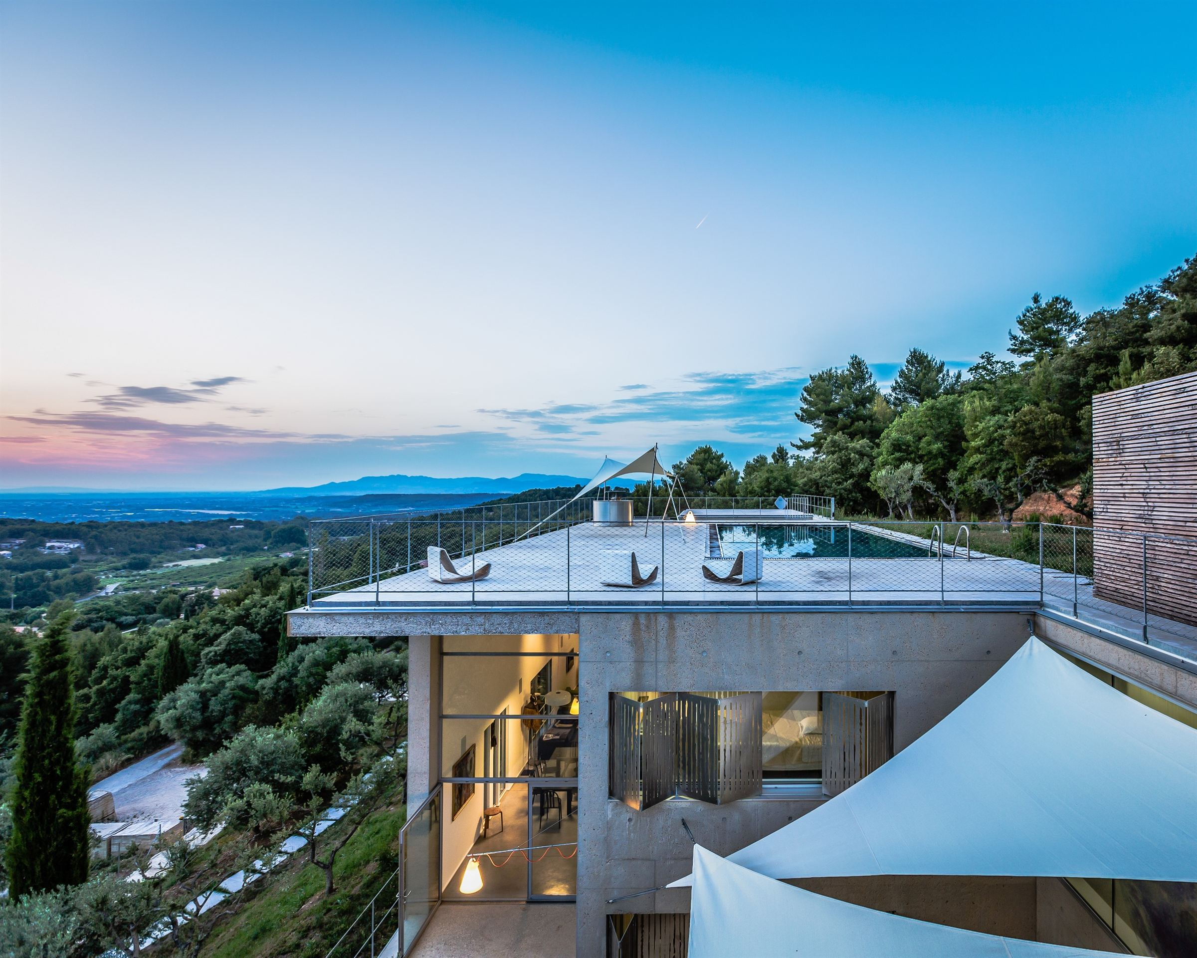 sales property at Contemporary Provence