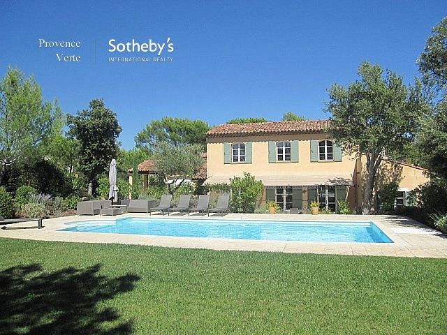 sales property at PROVENCAL STYLE VILLA ON GOLF & SPA RESORT
