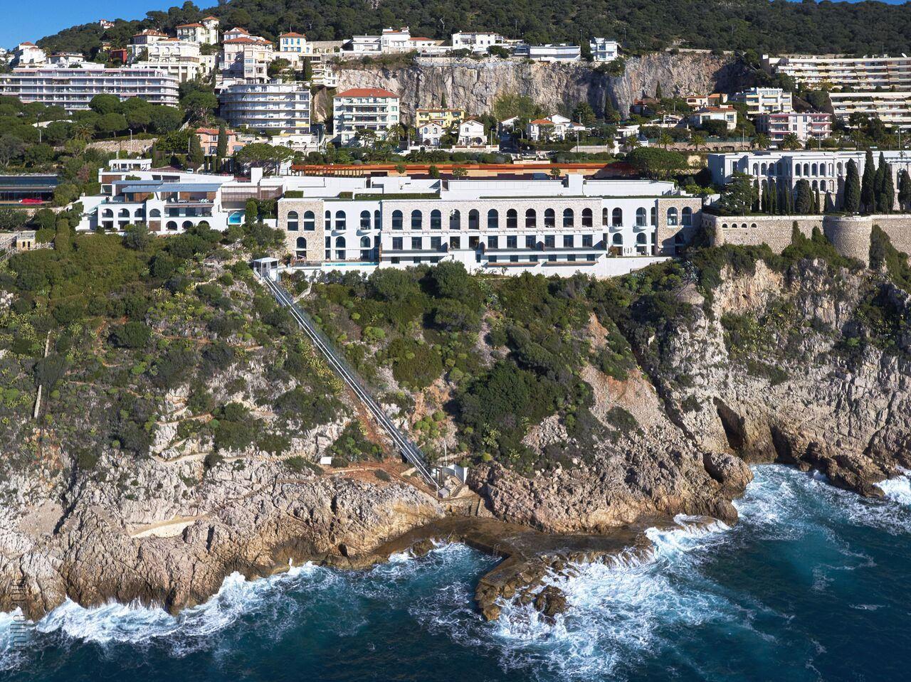sales property at Palais Maeterlinck -- Melissande ouest - The legendary elegance of Nice
