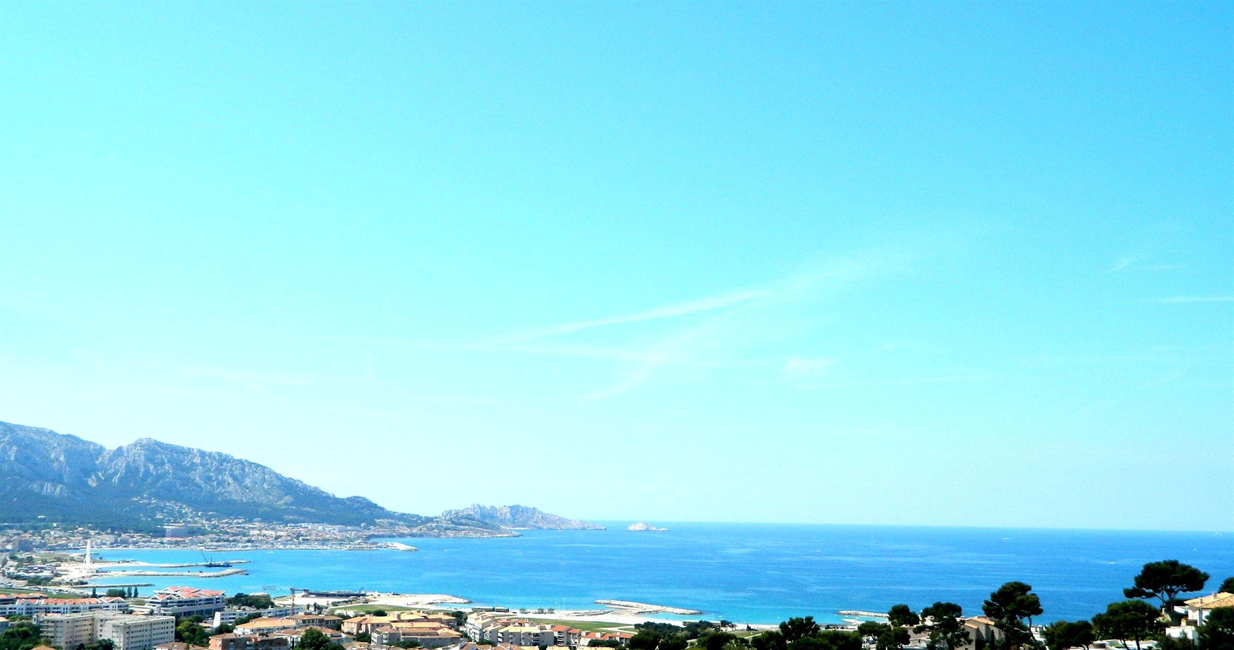 Apartamento por un Venta en LE PLUS BEL APPARTEMENT DE MARSEILLE COMME UNE VILLA SUR LE TOIT Marseille, Provincia - Alpes - Costa Azul, 13008 Francia