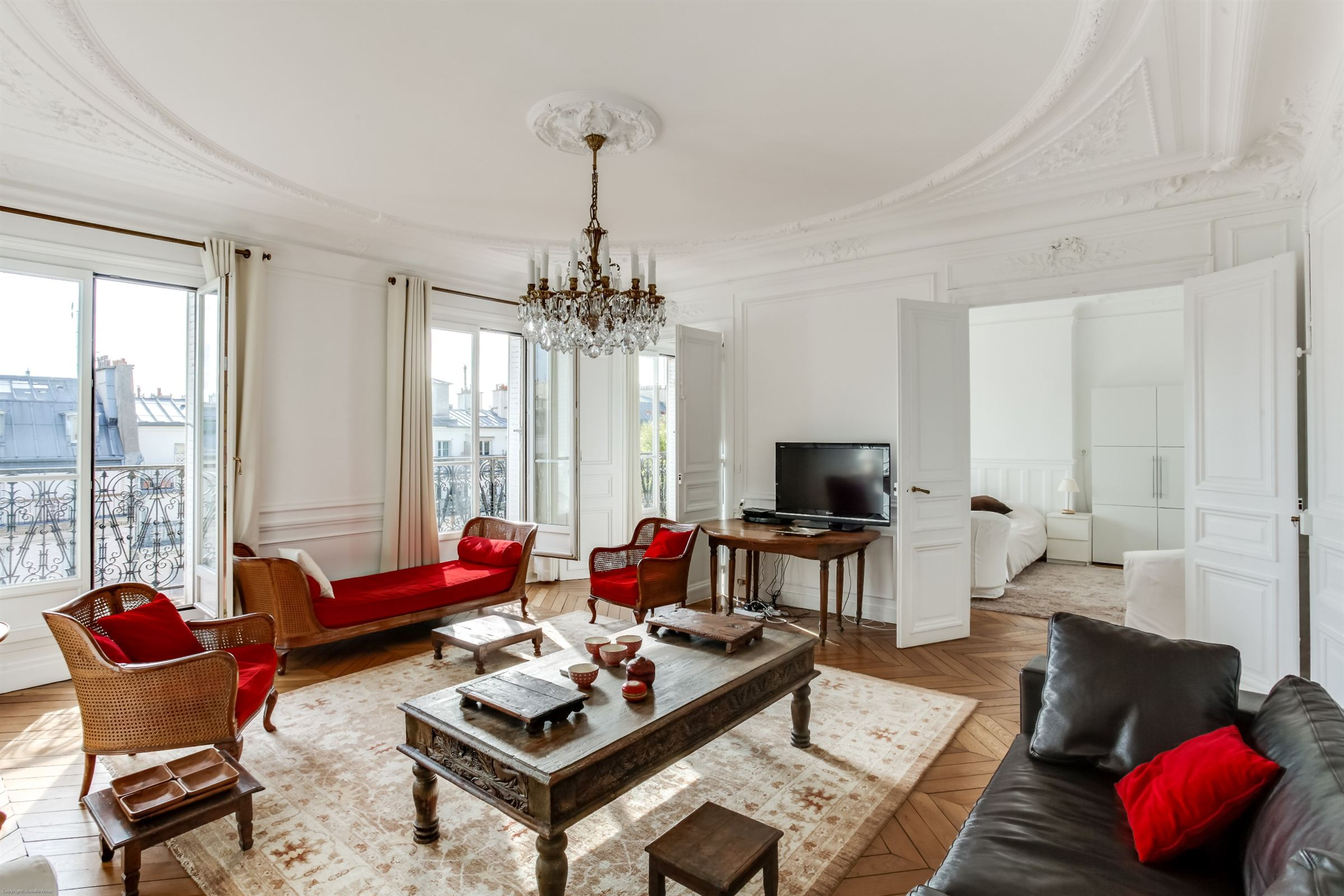 公寓 為 出售 在 Paris 6 - Jardin de l'Observatoire. Upper floor, a 127 sq.m apartment. Paris, 巴黎 75006 法國