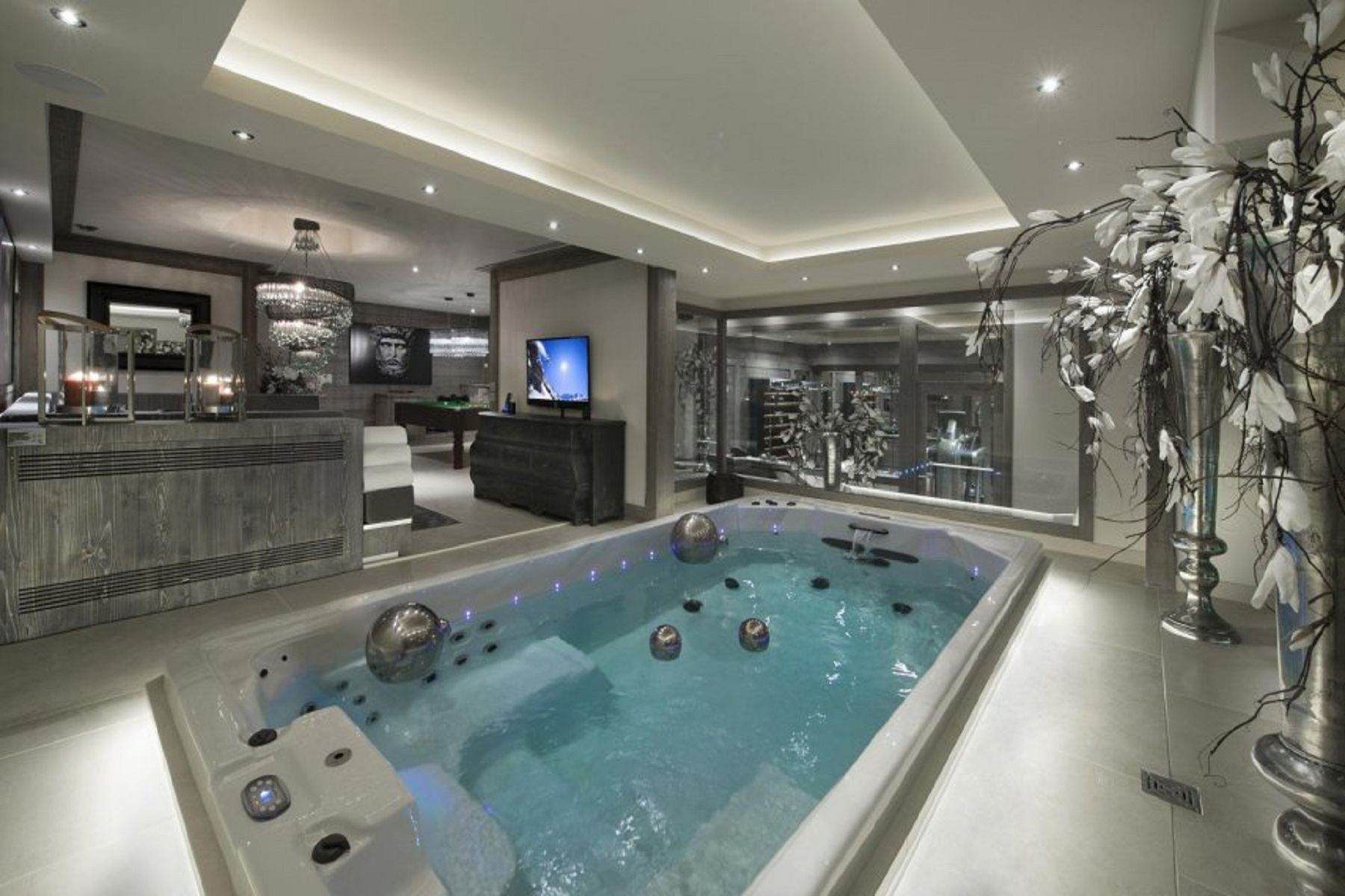 Property Of Luxury chalet for rent Courchevel 1850 Razzie