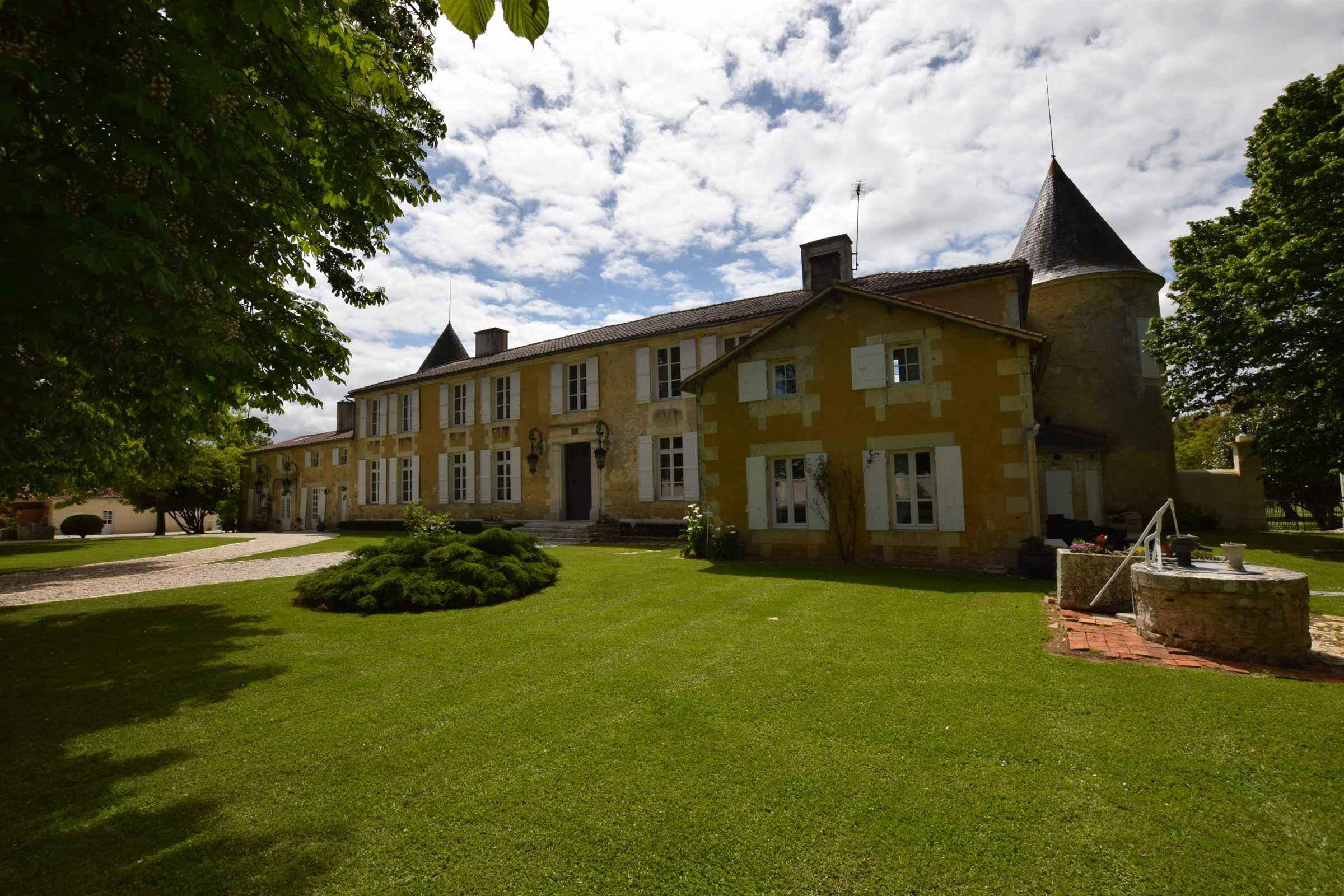 sales property at Logis - Manor House
