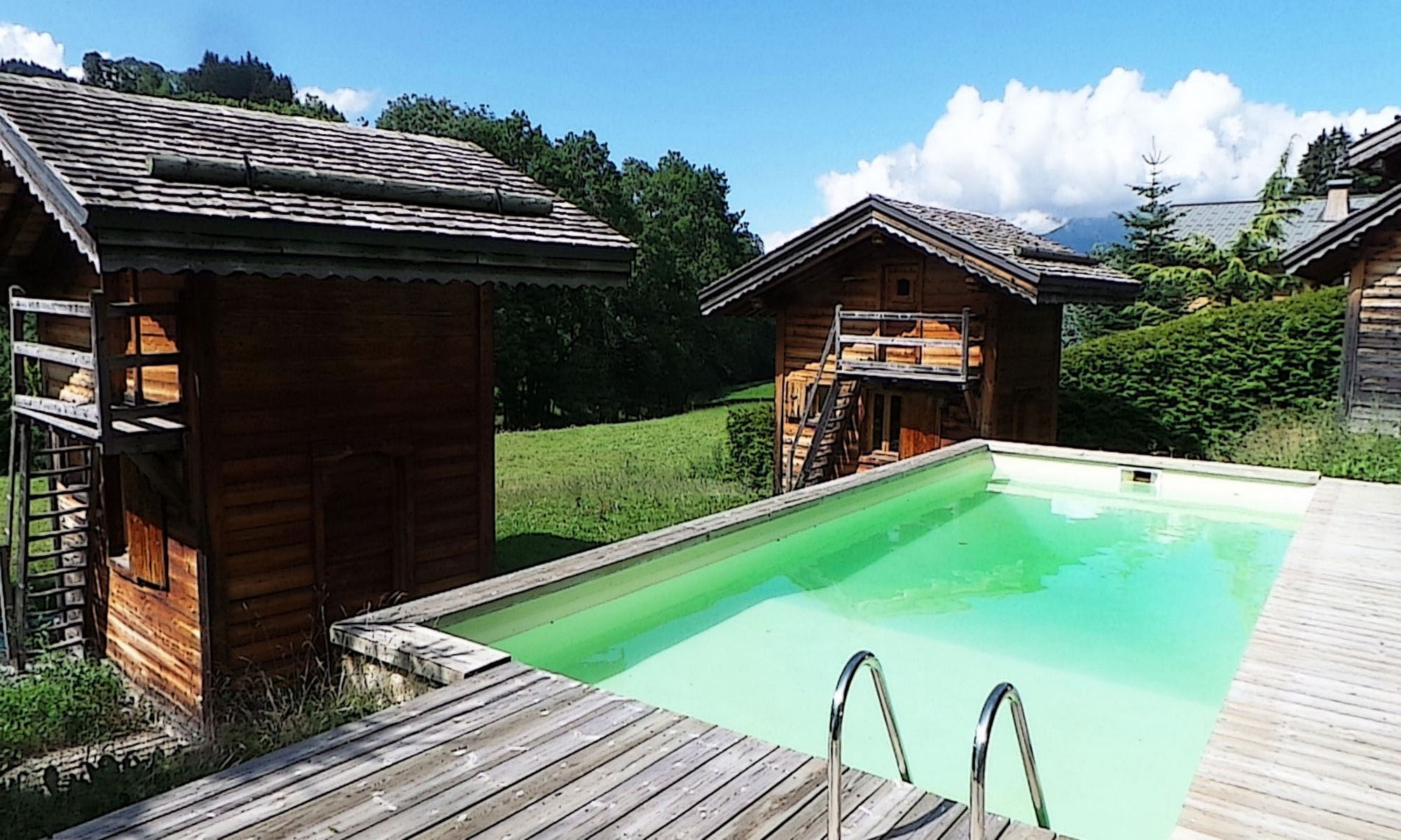 Property For Sale at Megève - La Princesse - Chalet Les Praz