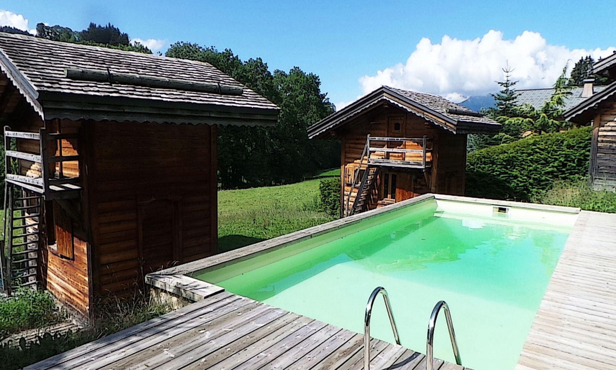 獨棟家庭住宅 為 出售 在 Megève - La Princesse - Chalet Les Praz Megeve, 羅納阿爾卑斯 74120 法國