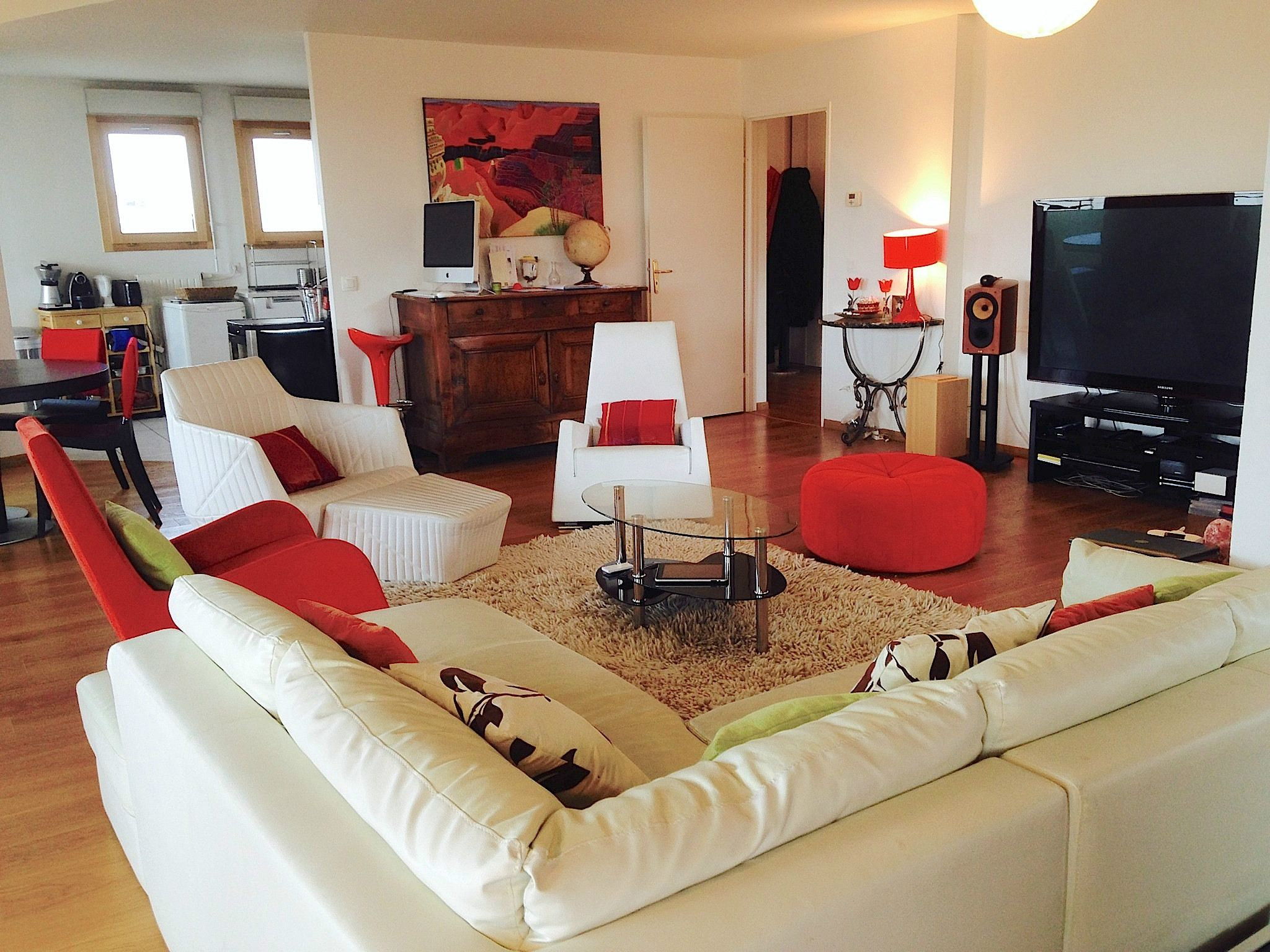 Apartment for Sale at THONON LES BAINS CENTER : FLAT in top floor Thonon Les Bains, Haute Savoie 74200 France