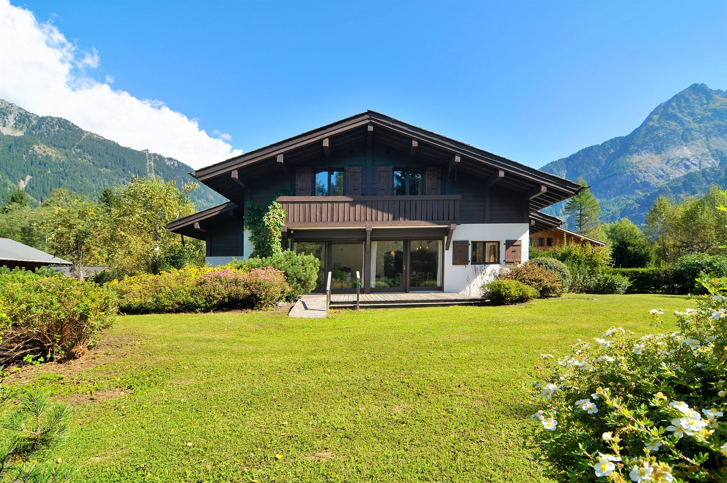 "sales property at CHALET IN ""LA PLAINE DES PRAZ"""