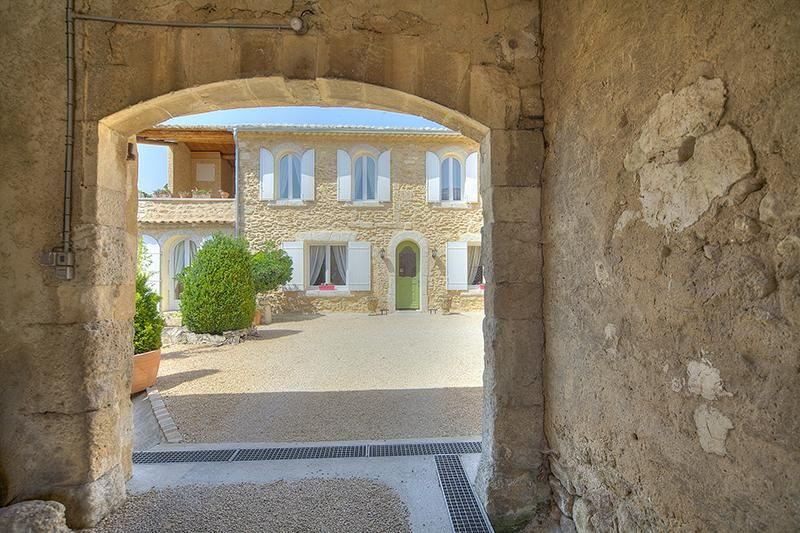 Property For Sale at A stone mas in the Luberon