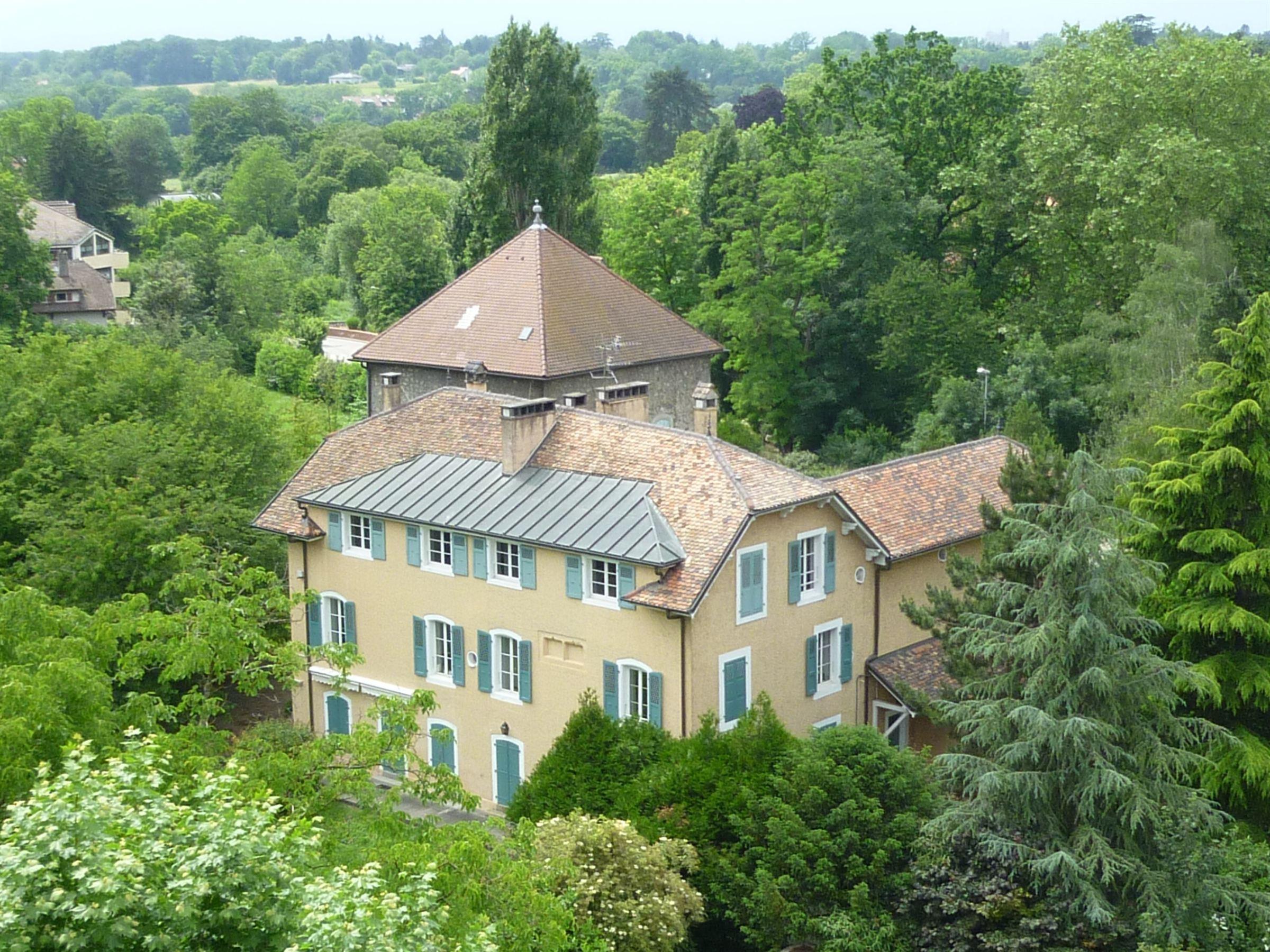 Apartment for Sale at flat in a castle near Geneva Gaillard, Rhone-Alpes, 74240 France