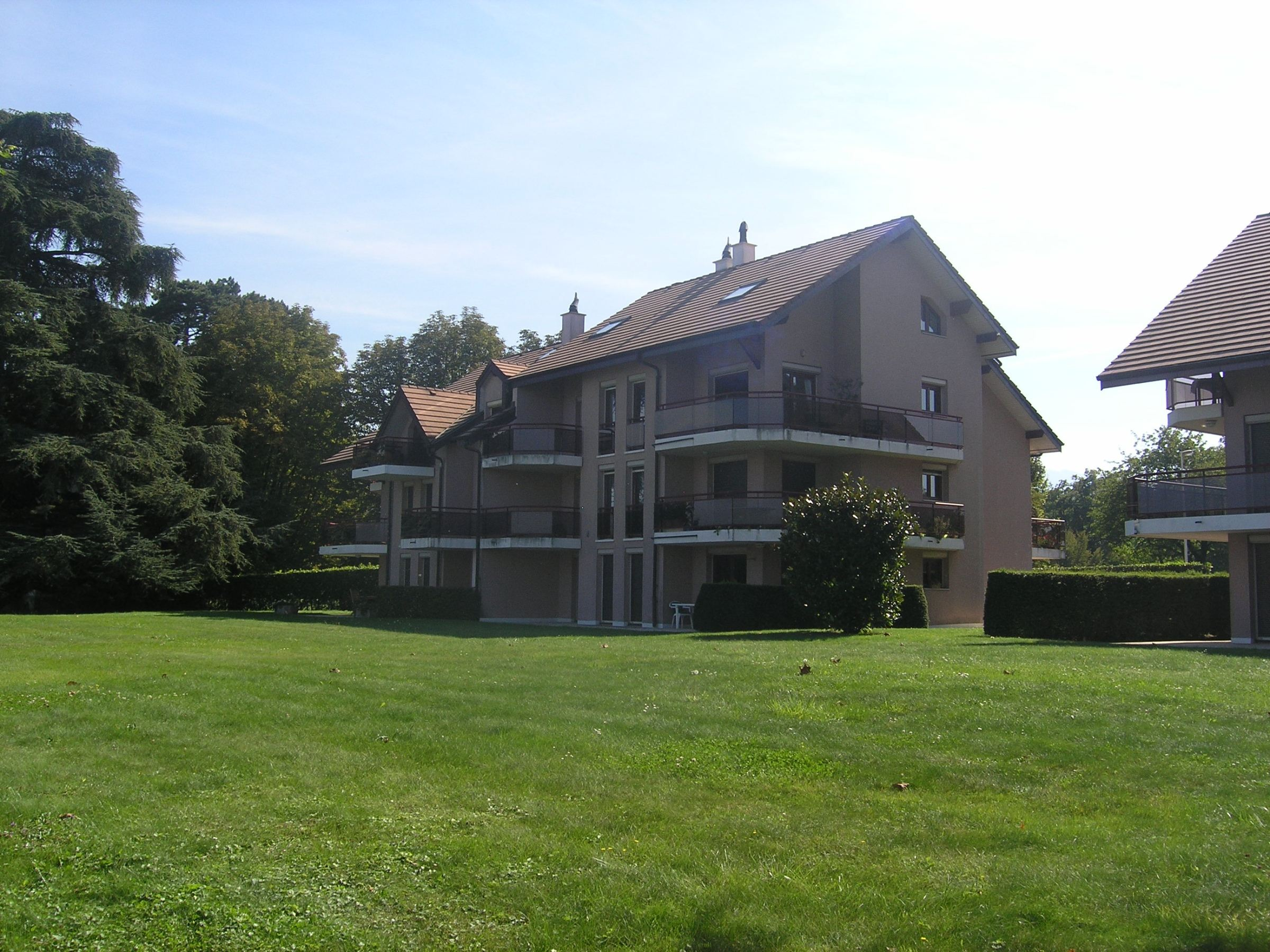 Apartment for Sale at FLAT EVIAN / AMPHION VIEW ON THE LAKE Publier, Rhone-Alpes 74500 France