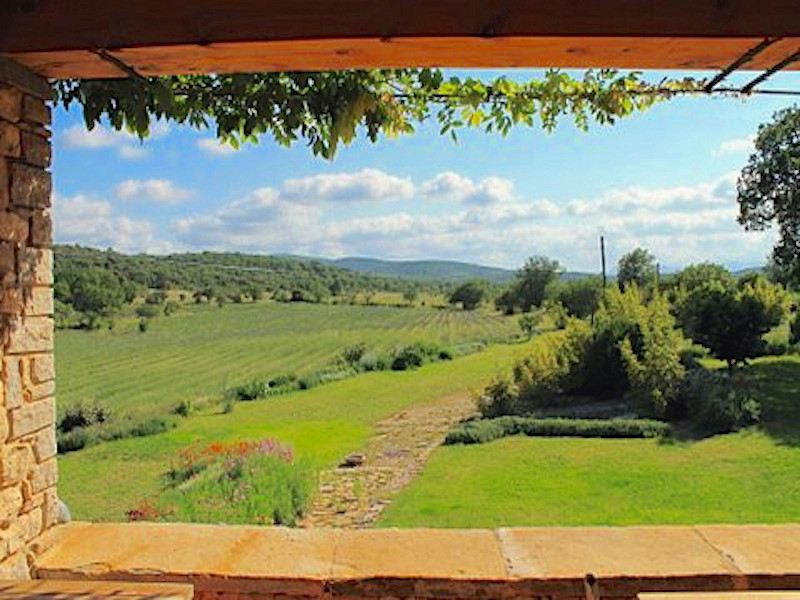 Property For Sale at A beautiful domain of 83 ha between les Cévennes and the sea