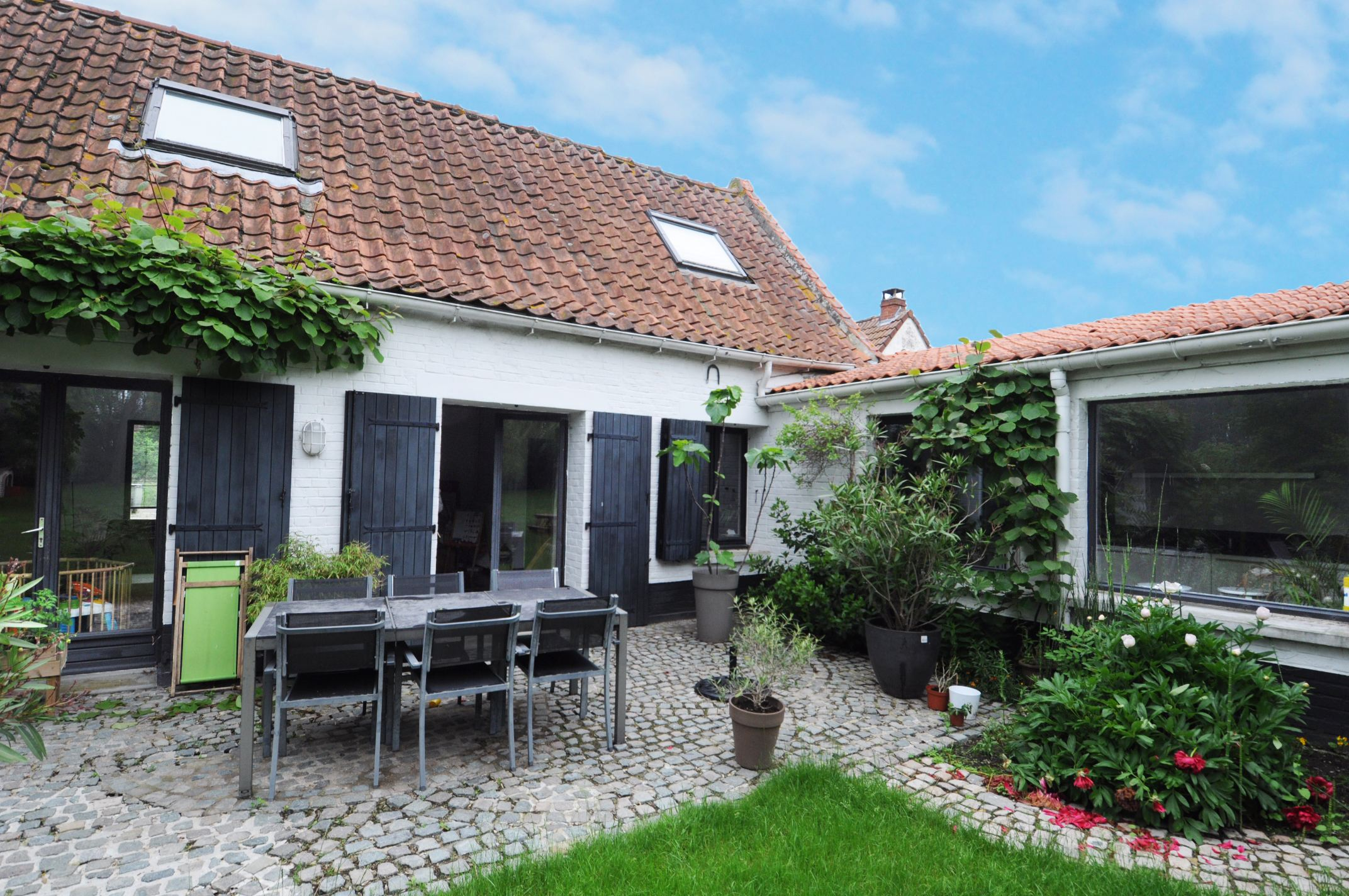 sales property at BOUVIGNIES, Charming 190sqm farmhouse. 6 bedrooms.