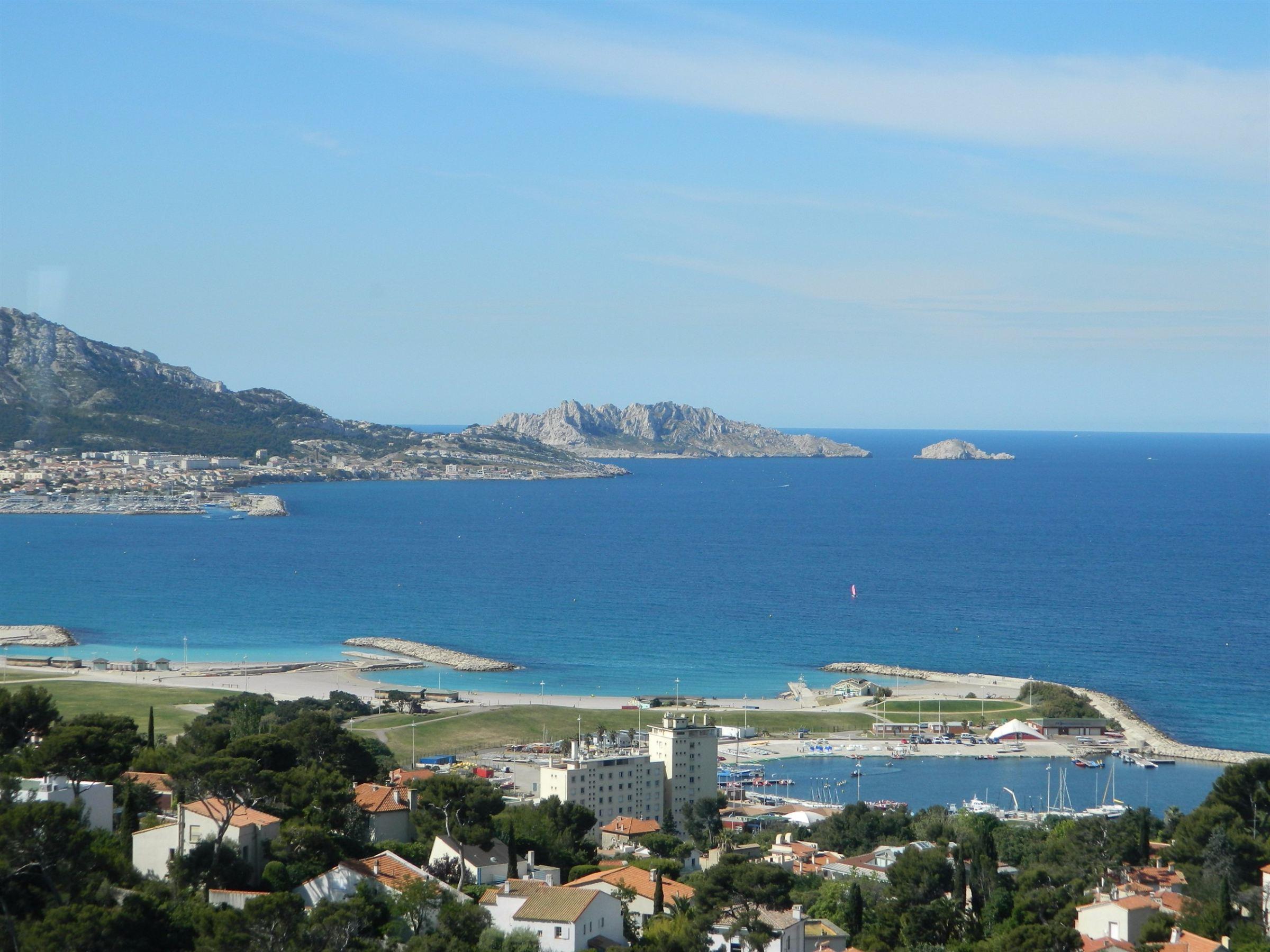 아파트 용 매매 에 EXCEPTIONNEL T5 VUE MER Marseille, 프로벤스 앞ㄹ프스 코테 D'Azur, 13008 프랑스