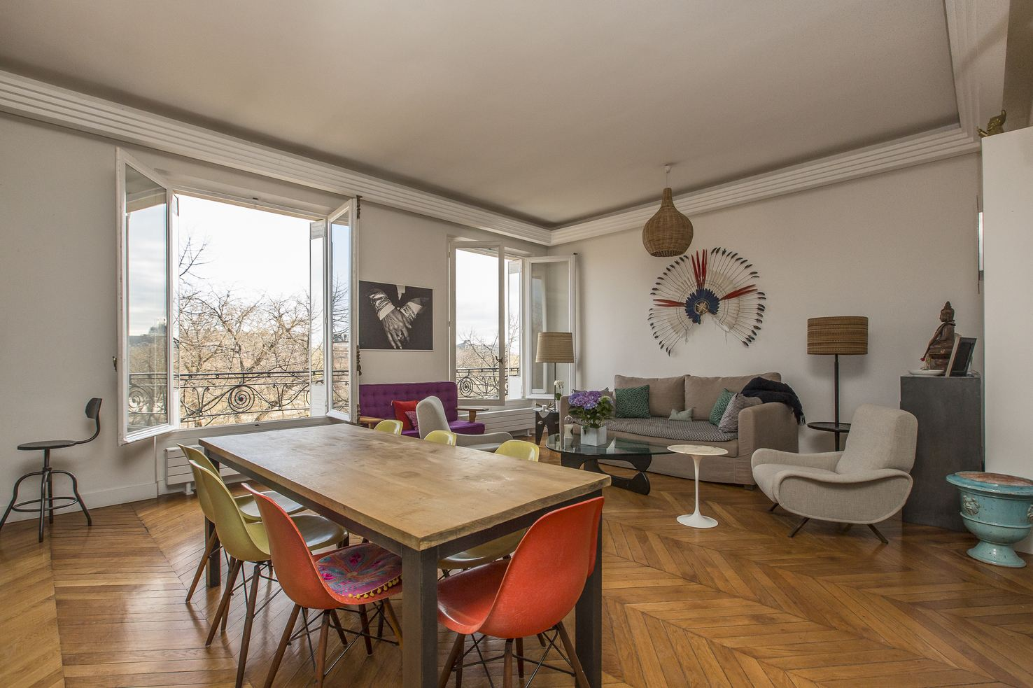 sales property at Elegant apartment with an open view