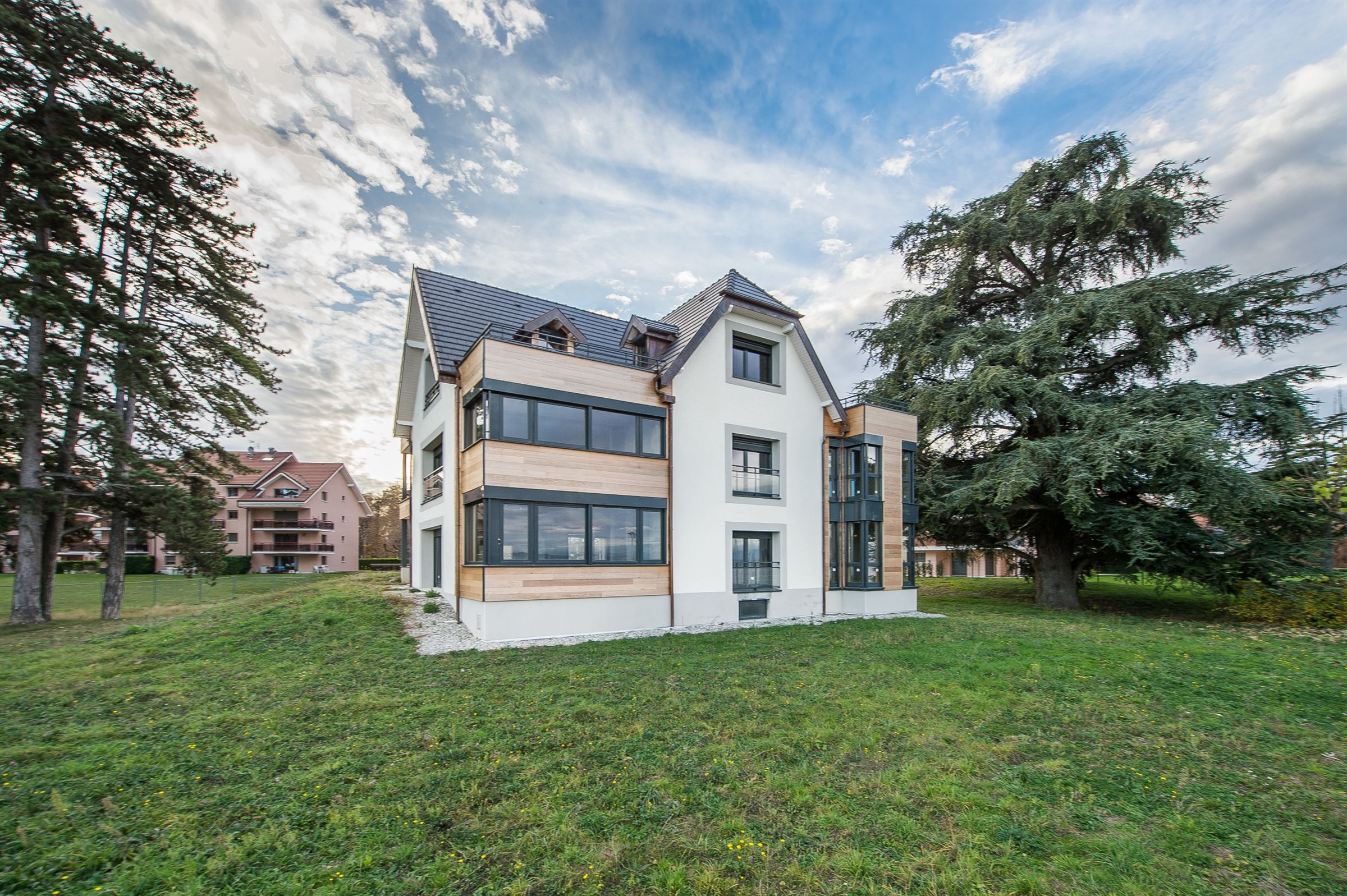 sales property at house near evian