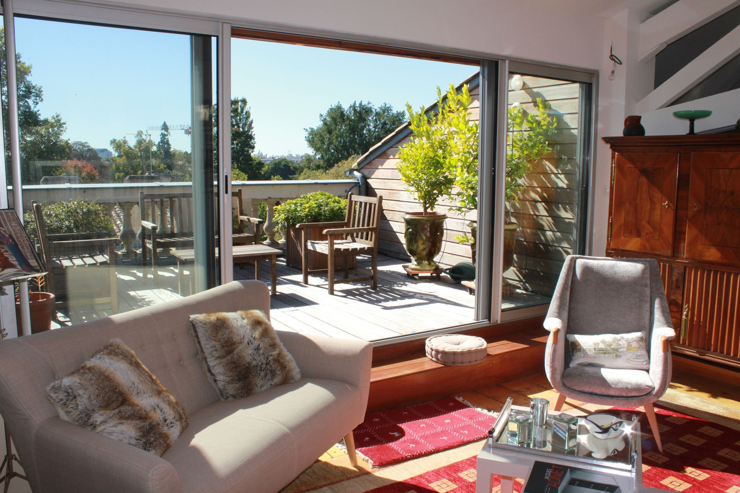 Property For Sale at BORDEAUX JARDIN PUBLIC SUPERB PENTHOUSE WITH TERRACE