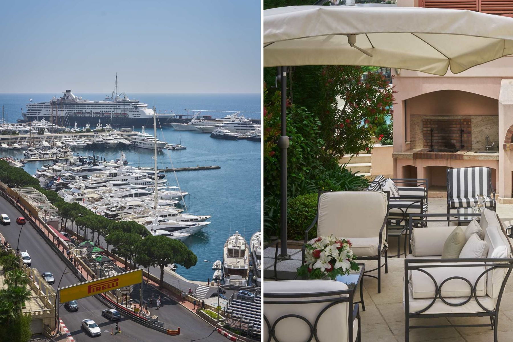 Additional photo for property listing at Exceptional Villa overlooking the Port.  Monaco, La Condamine 98000 Monaco