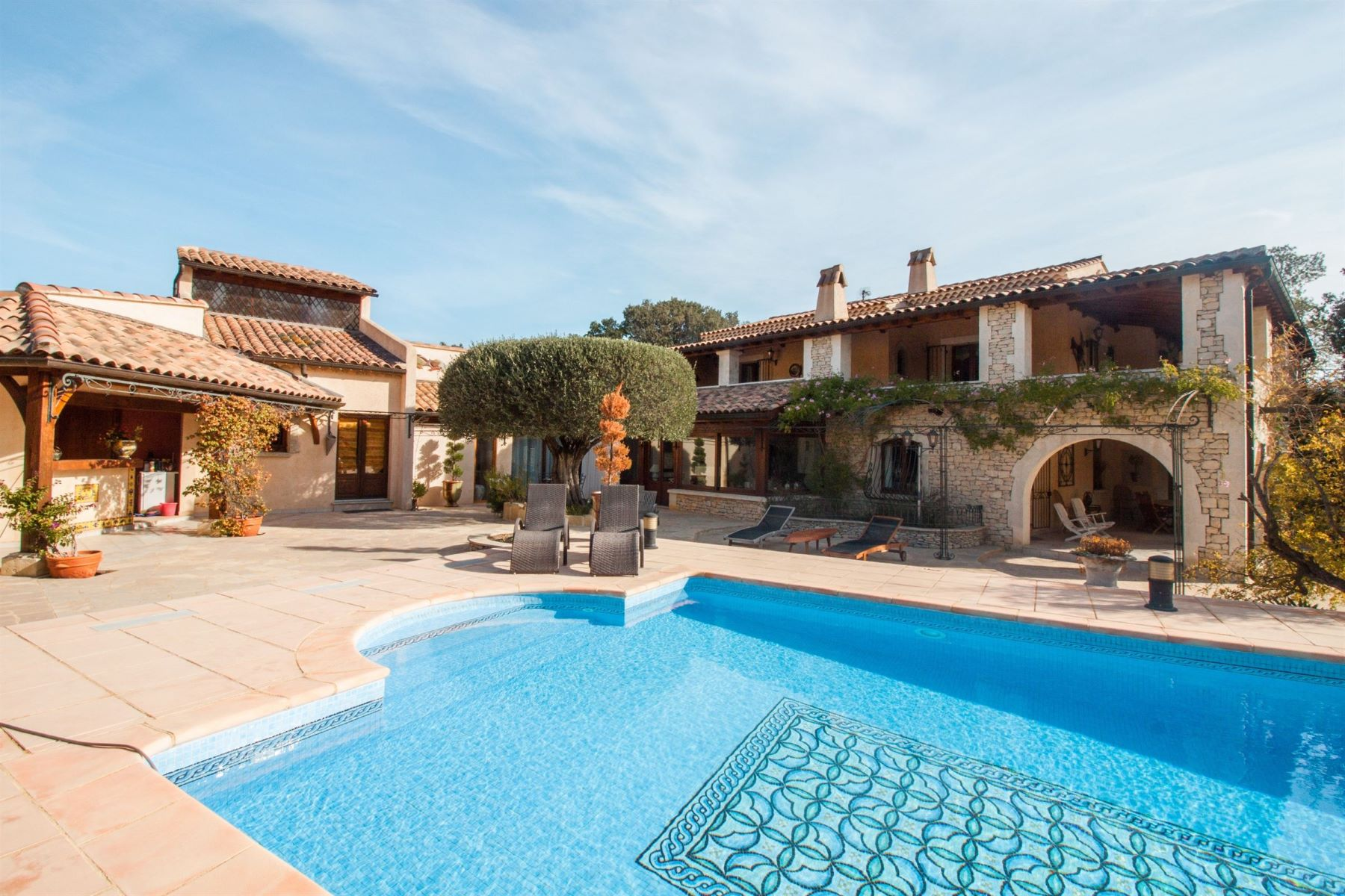 Single Family Home for Sale at 4 MINUTES FROM UZES, EXCEPTIONAL PROPERTY Uzes, Languedoc-Roussillon, 30700 France