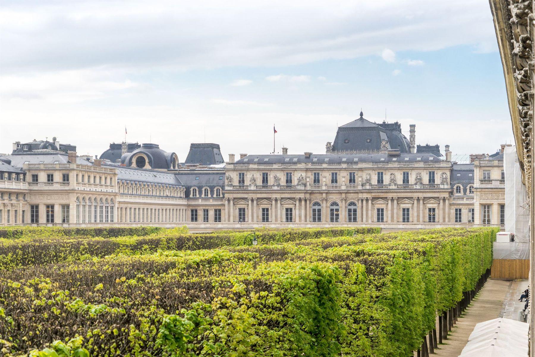 Apartments for Sale at Palais Royal Paris, Ile-De-France 75001 France