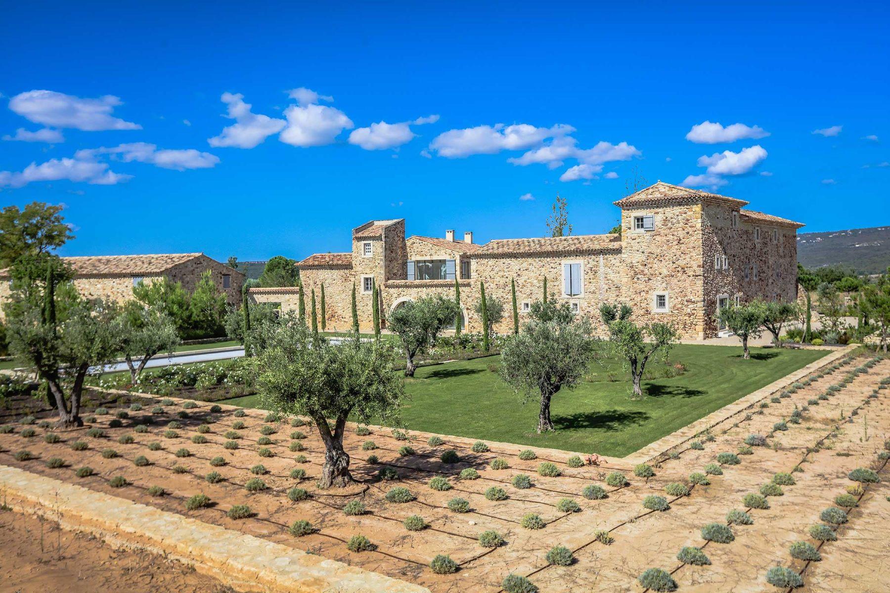 一戸建て のために 売買 アット Prime luxury estate in the Luberon Gordes, プロバンス=アルプ=コート・ダジュール, 84220 フランス