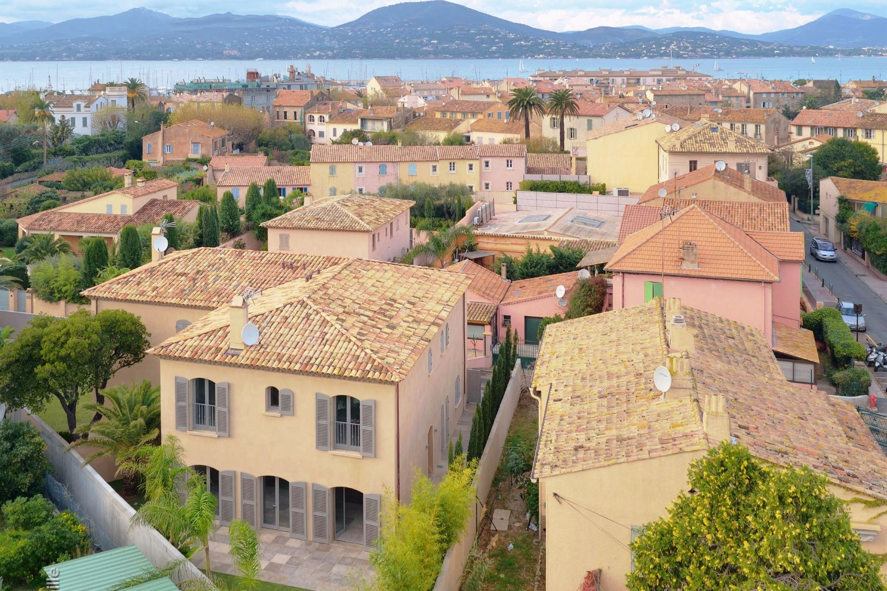 Property for Sale at New house for sale in the center of Saint-Tropez Saint Tropez, Provence-Alpes-Cote D'Azur 83990 France