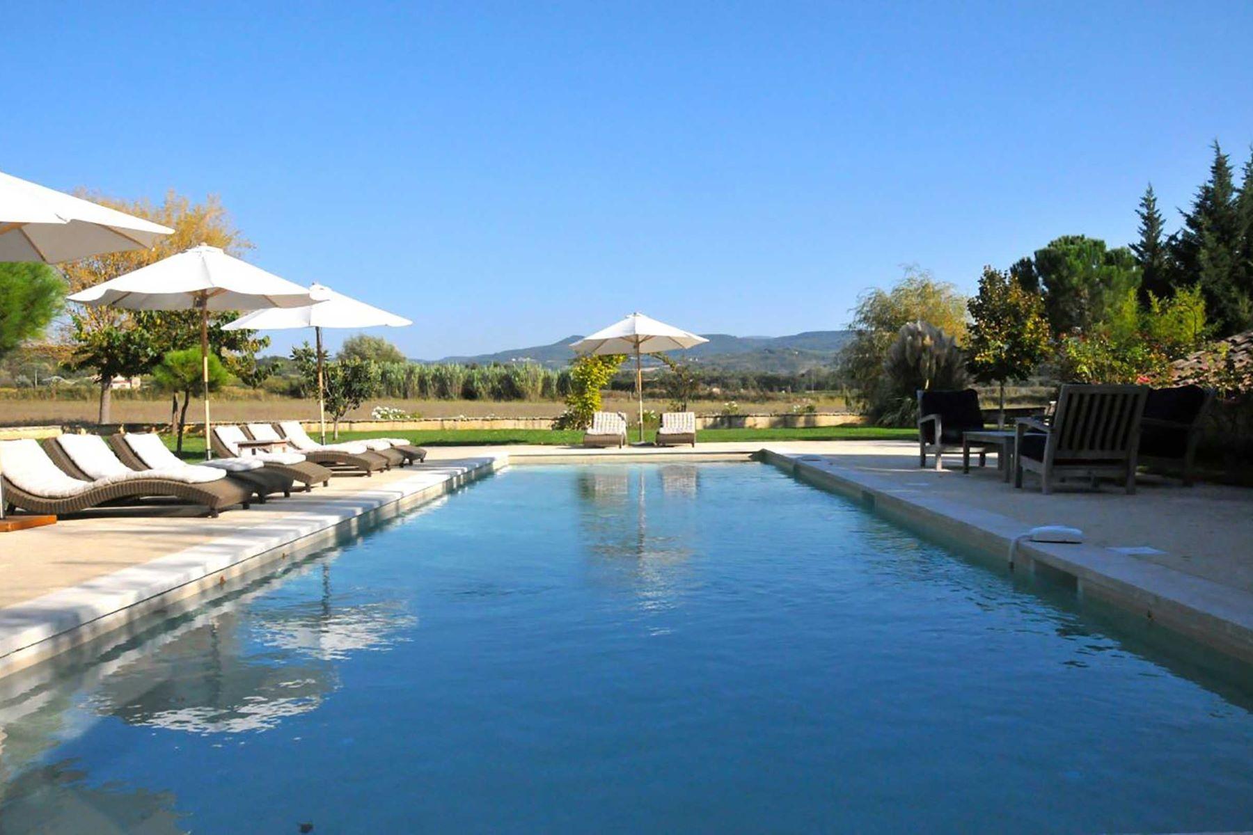 Moradia para Arrendamento às Bonnieux – Luxury Mas for rent 262m2 with 6 Bedrooms Bonnieux, Provença-Alpes-Costa Azul, 84480 França