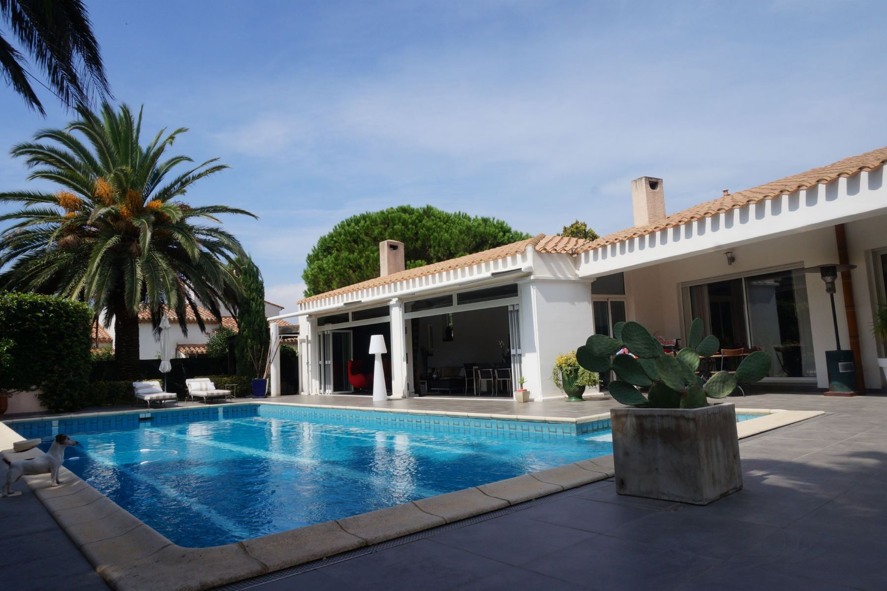 Single Family Home for Sale at Perpignan : indoor and outdoor pool, 400sqm on 1500sqm plot Perpignan, Languedoc-Roussillon, 66000 France