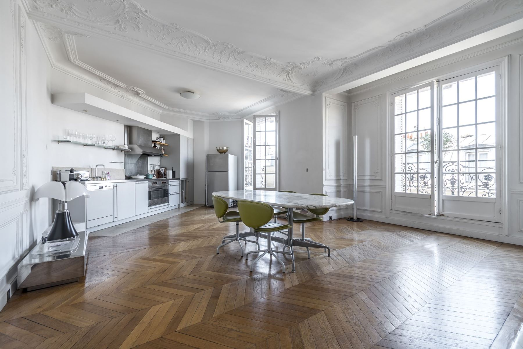 Apartment for Sale at Miromesnil-Parc Monceau Paris, Ile-De-France, 75008 France