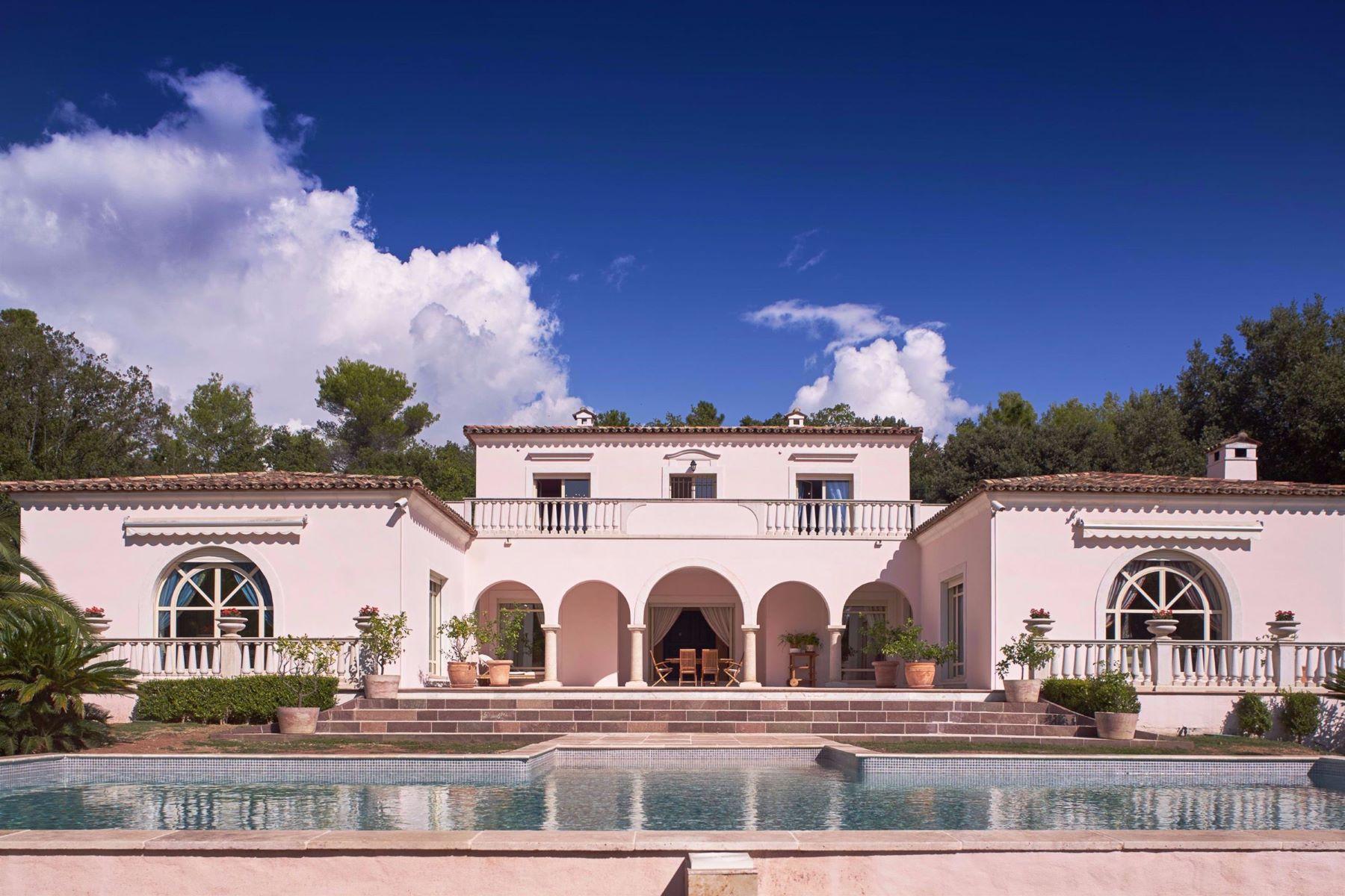 Einfamilienhaus für Verkauf beim Villa Saint Paul De Vence La Colle Sur Loup, Provence-Alpes-Cote D'Azur, 06480 Frankreich
