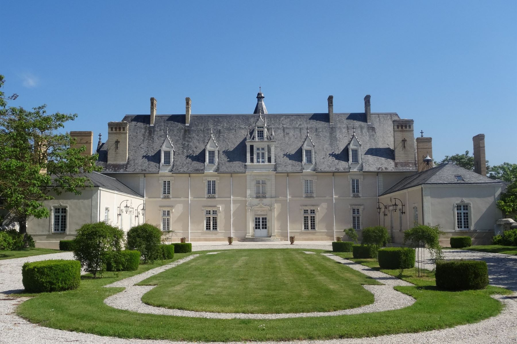 Single Family Home for Sale at France, Loire Valley, Castle, domain 1 112 acres Tours, Centre 37000 France