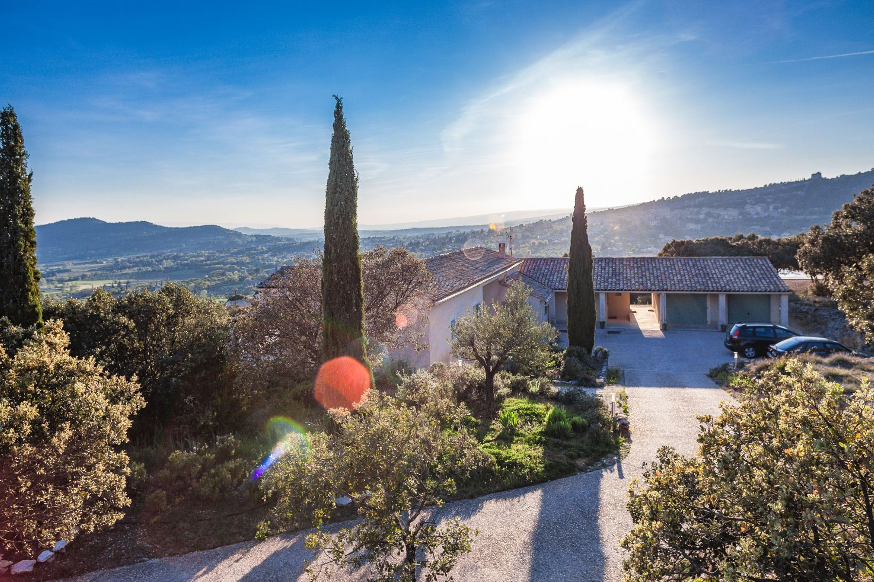 Single Family Home for Sale at Unobstructed view for this home in Provence Gordes, Provence-Alpes-Cote D'Azur, 84220 France