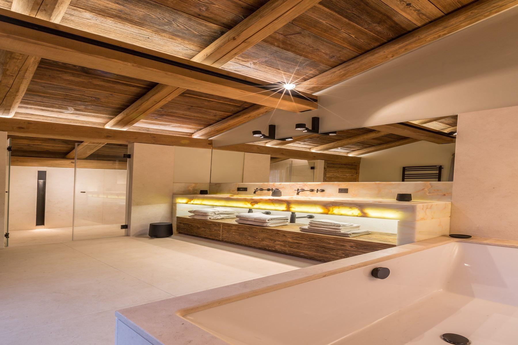 Casa para uma família para Locação às Megève Chalet Mouka Megeve, Rhone-Alpes, 74120 França