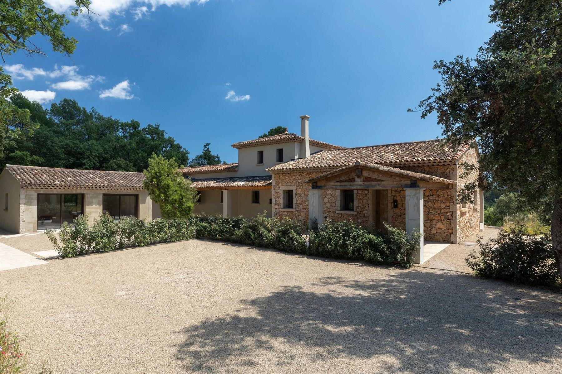 Single Family Homes por un Venta en New country house in Lorgues Lorgues, Provincia - Alpes - Costa Azul 83510 Francia